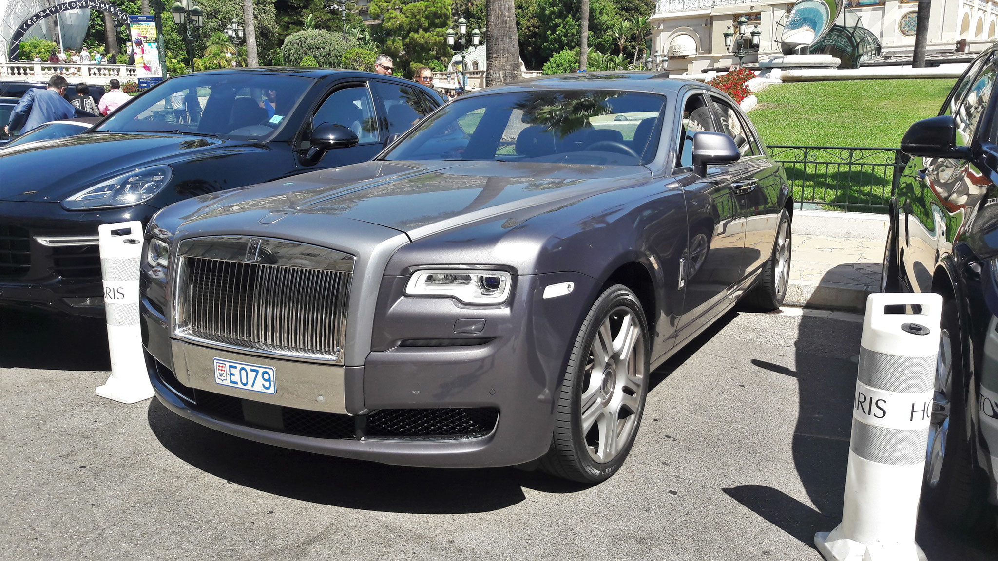 Rolls Royce Ghost Series II - E079 (MC)