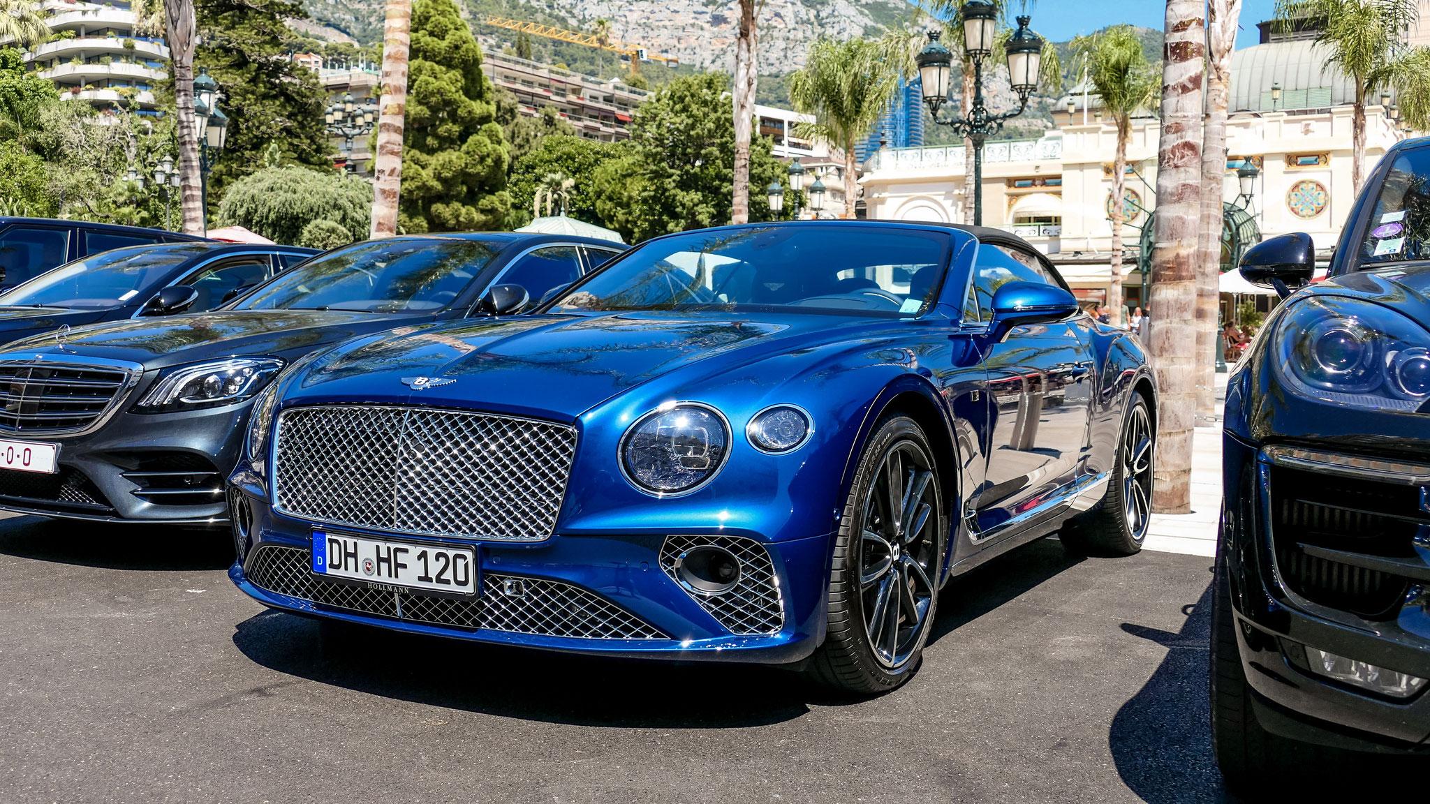 Bentley Continental GTC - DH-HF-120