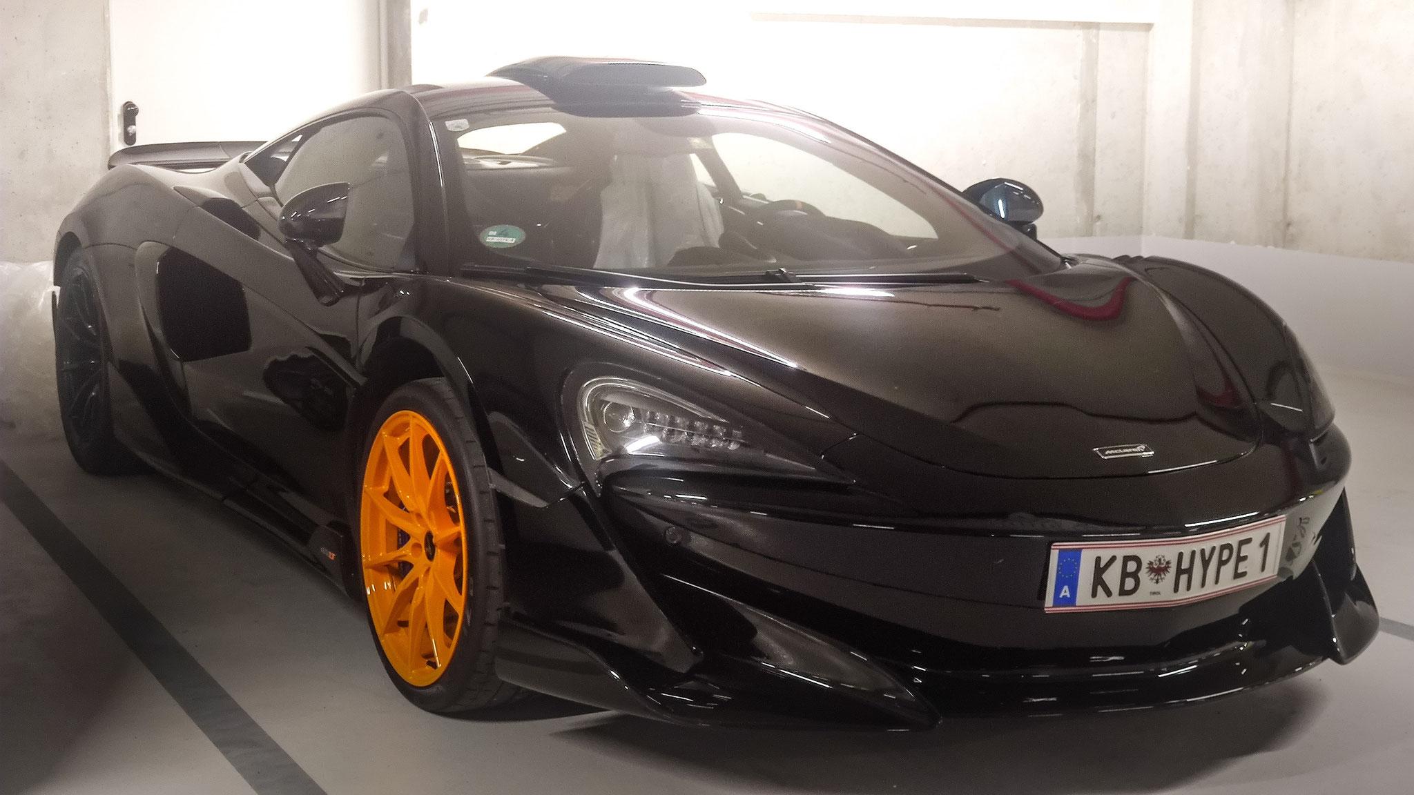 McLaren 600LT - KB-HYPE-1 (AUT)