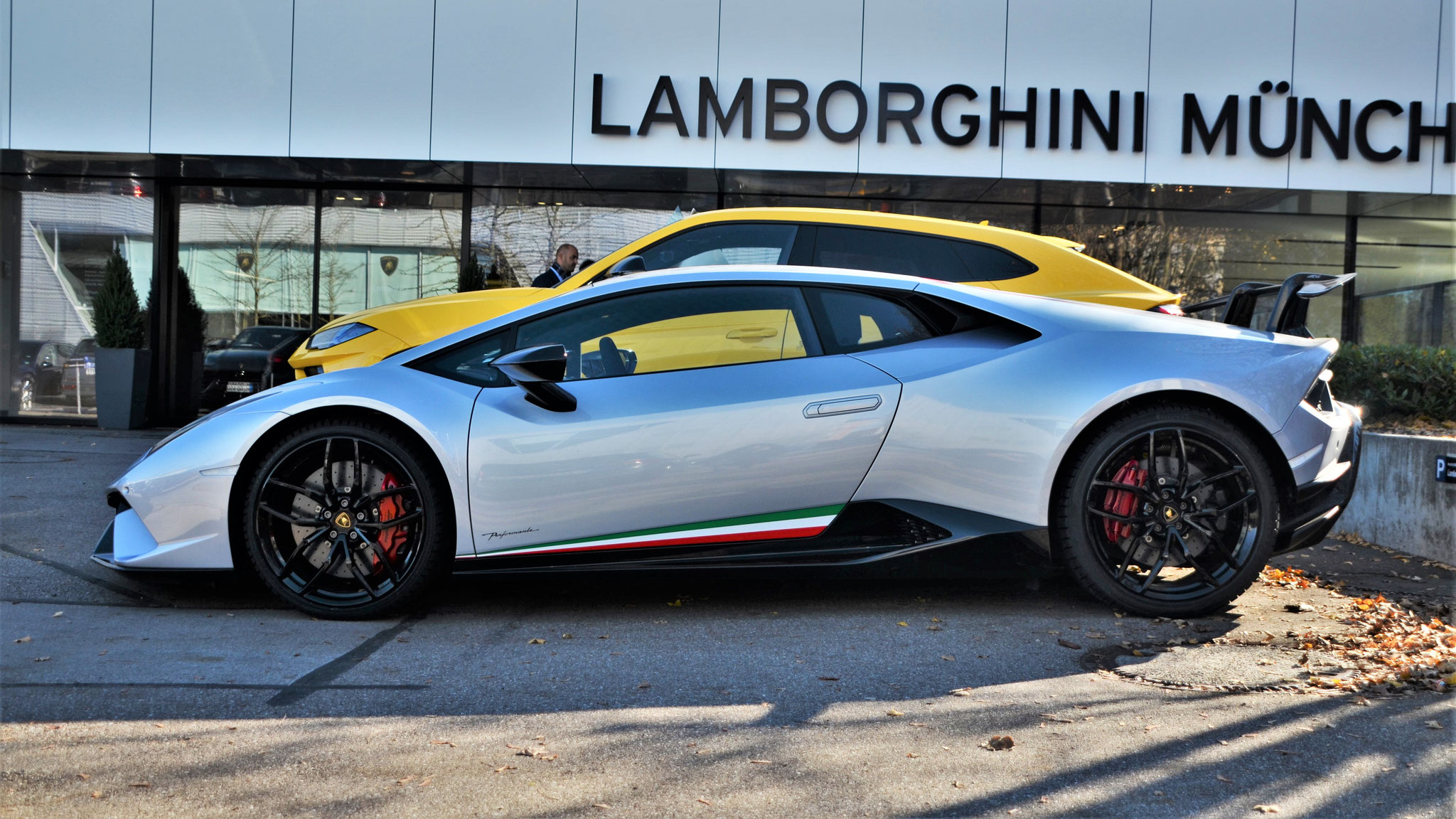 Lamborghini Huracan Performante - M-HP-640