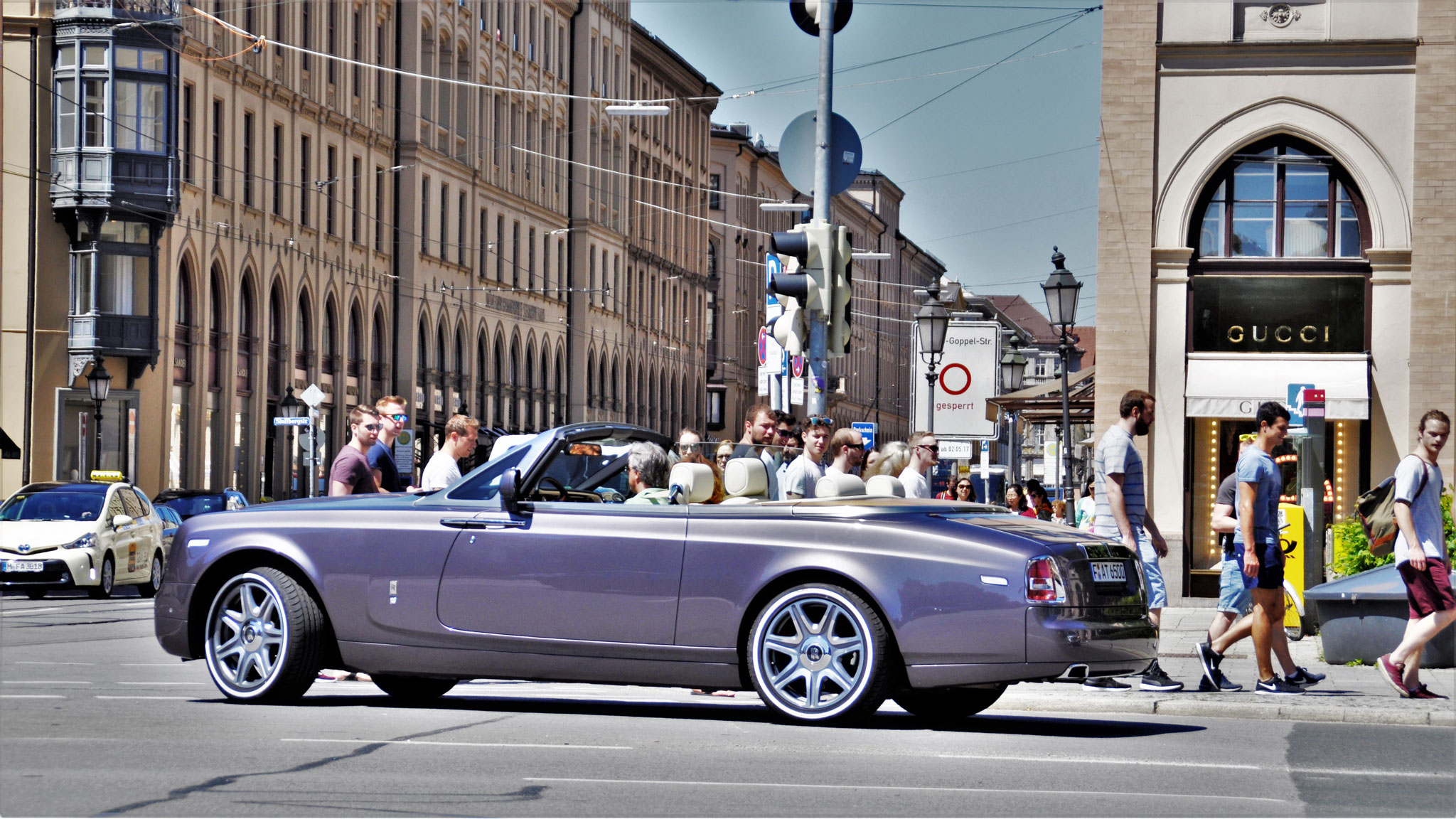 Rolls Royce Drophead - F-AT-6500