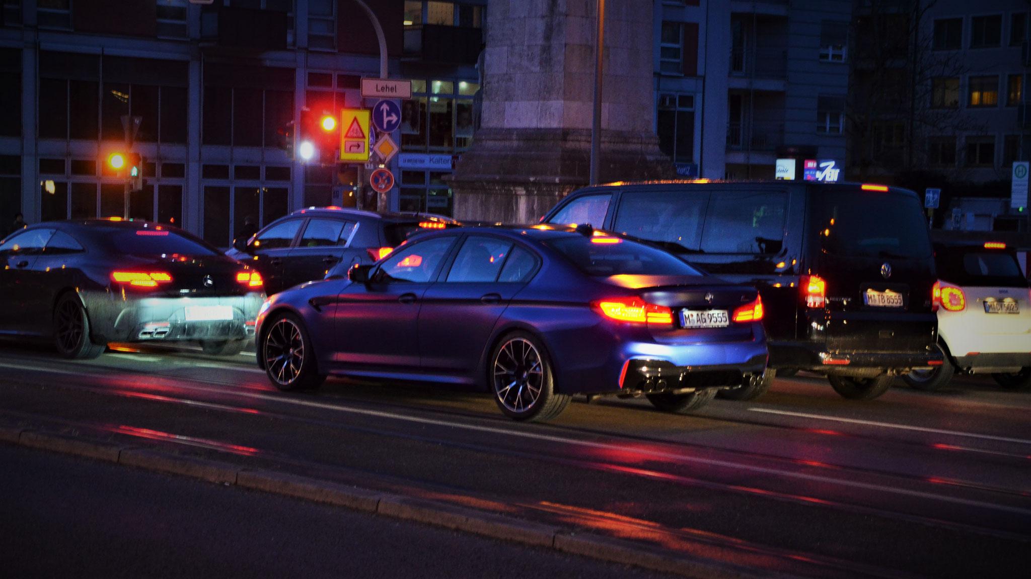 BMW M5 - M-AG-9555