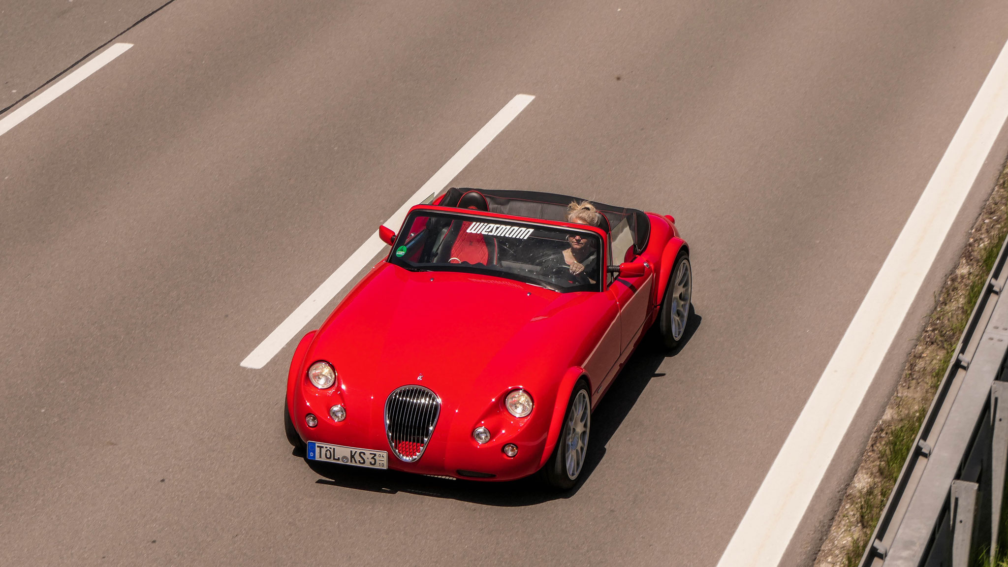 Wiesmann Roadster MF4 - TÖL-KS-3