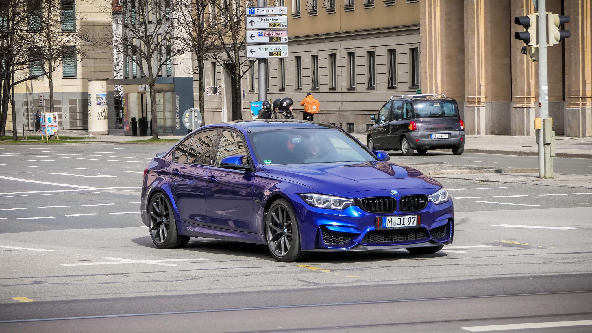 BMW M3 CS - M-JI-97