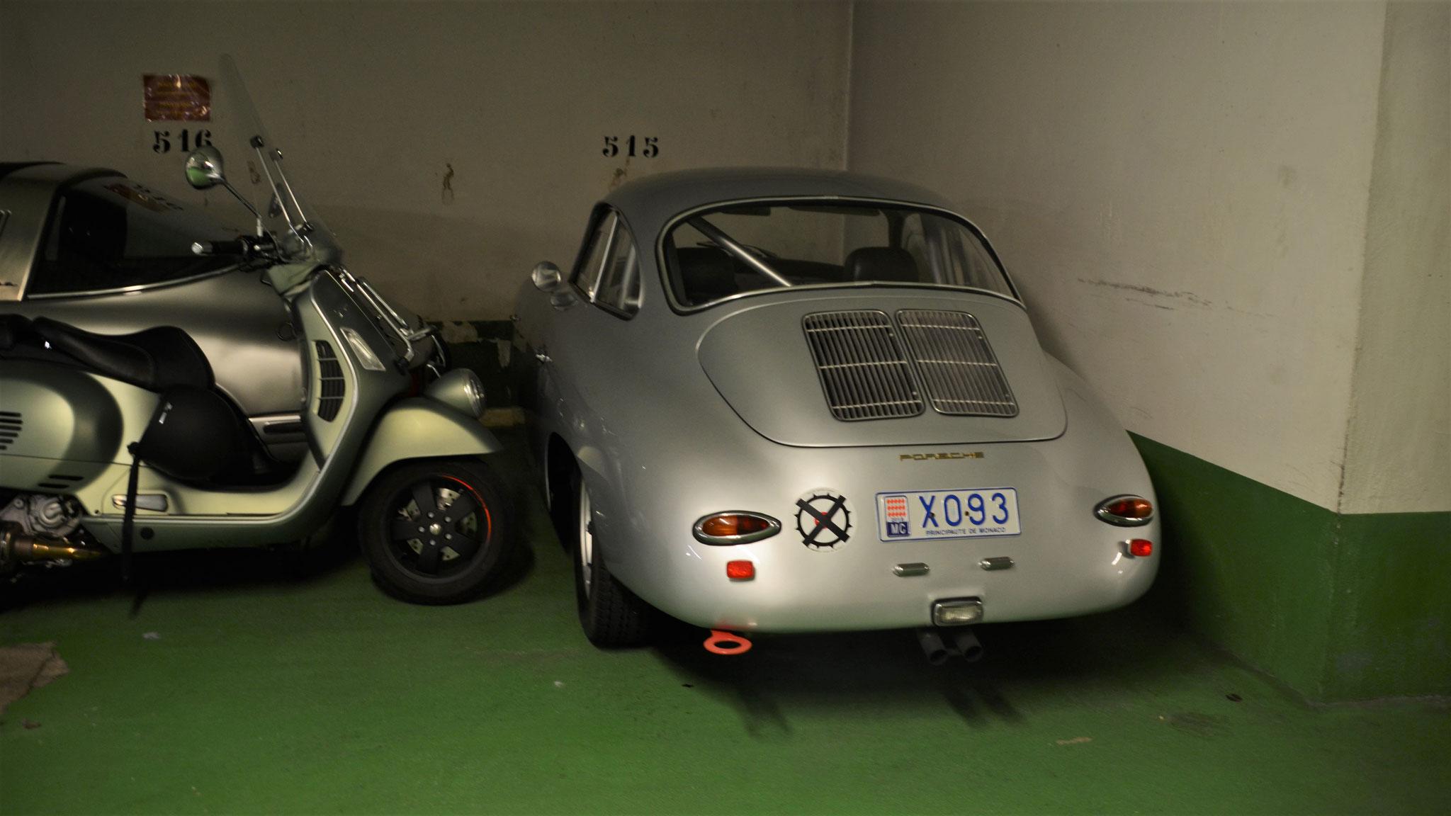 Porsche 356 1600 Super - V093 (MC)