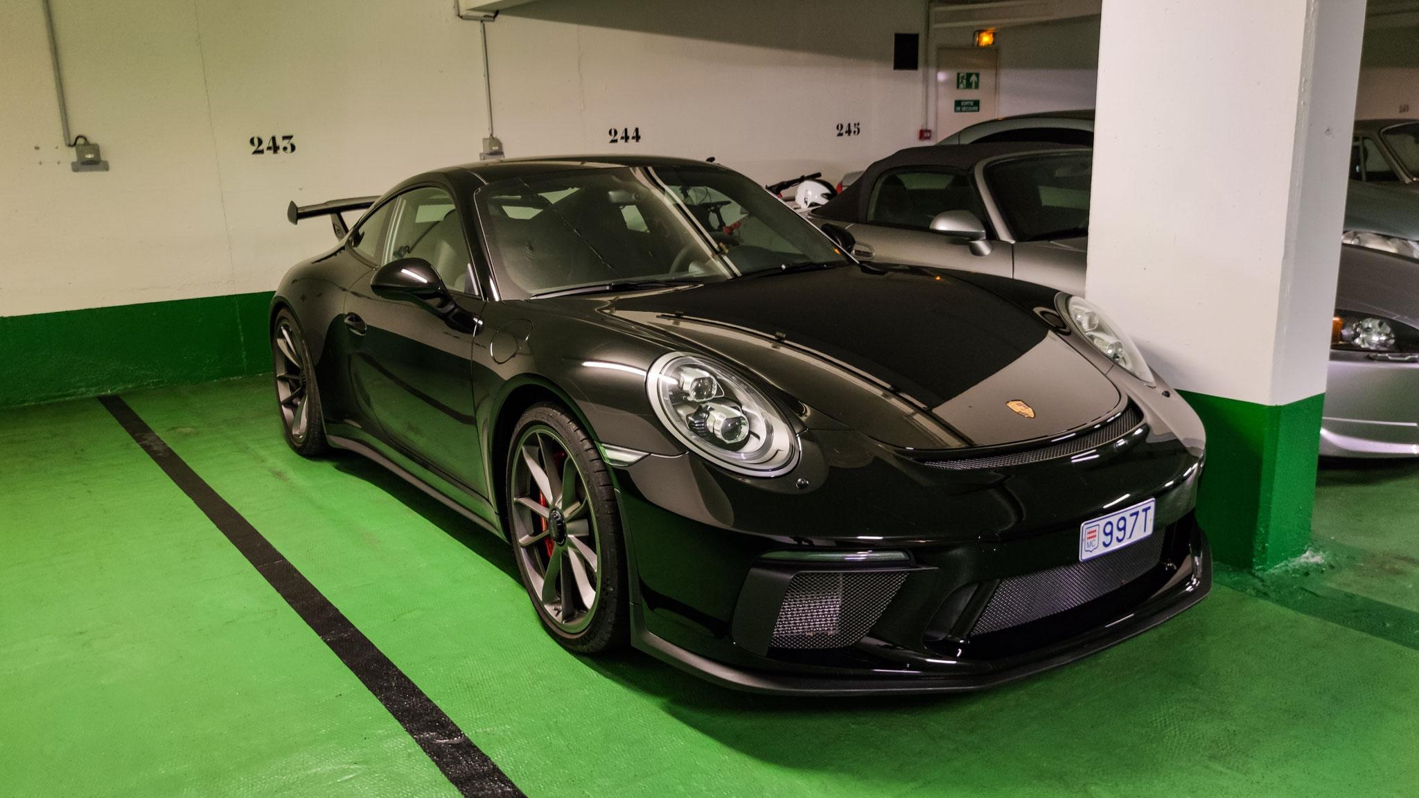 Porsche 991 GT3 - 997T (MC)
