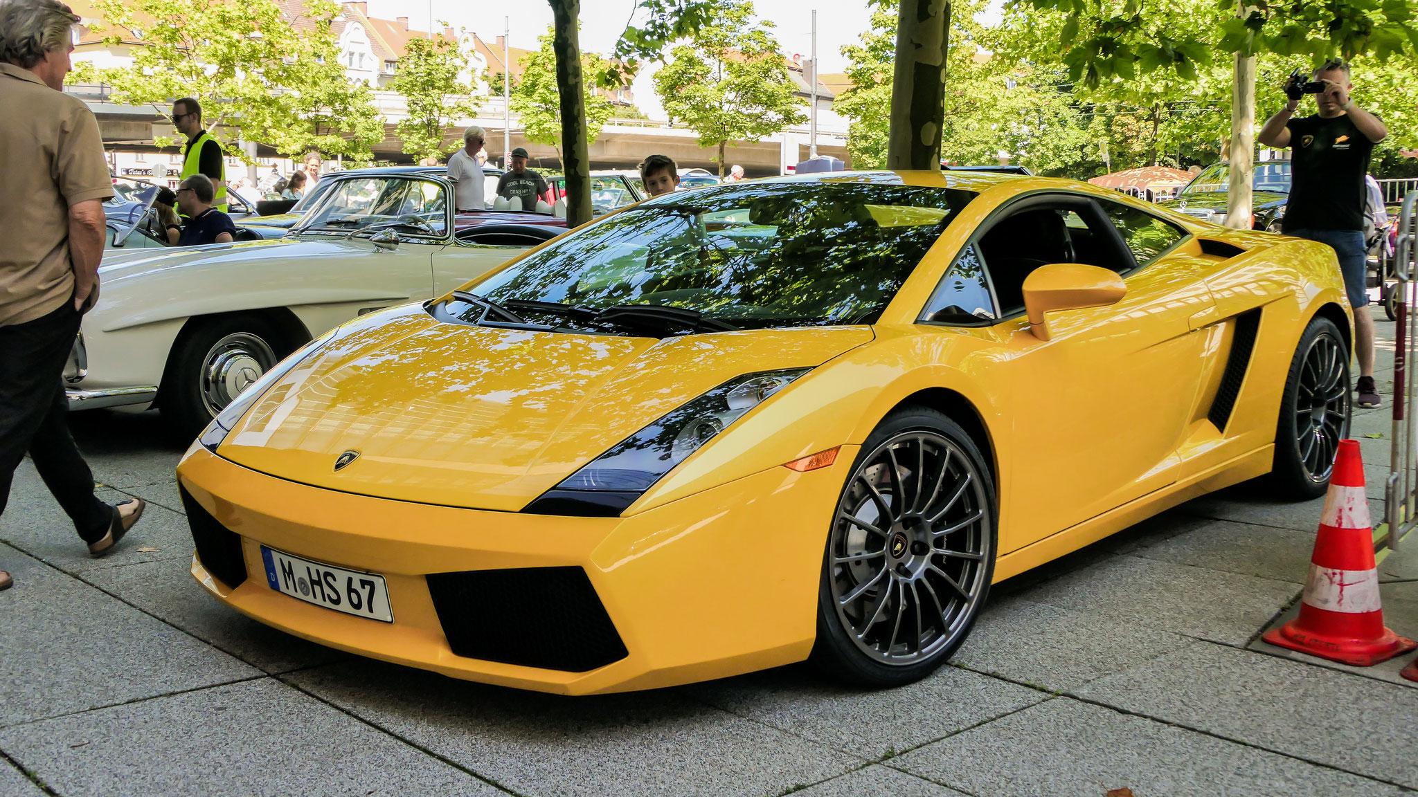 Lamborghini Gallardo - M-HS-67