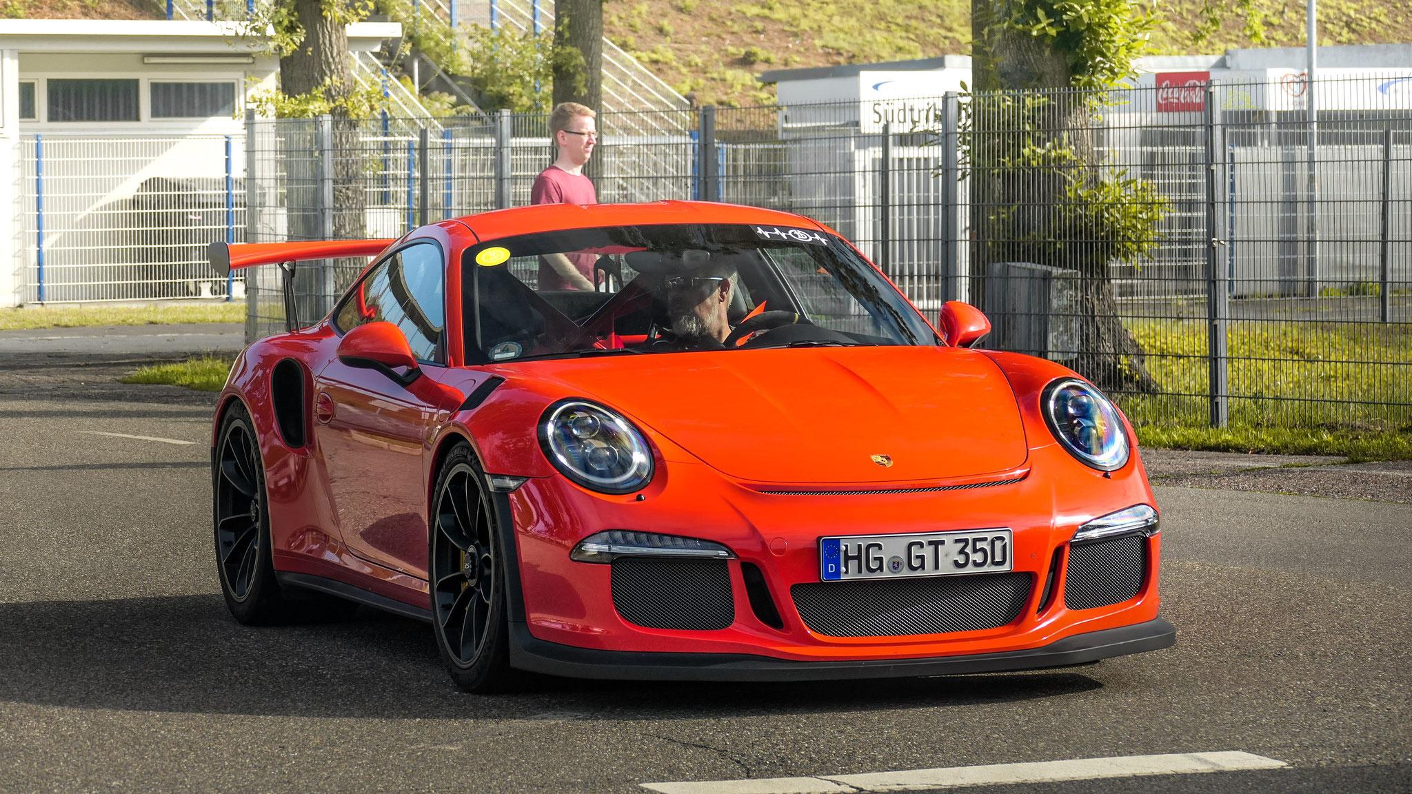 Porsche 911 GT3 RS - HG-GT-350
