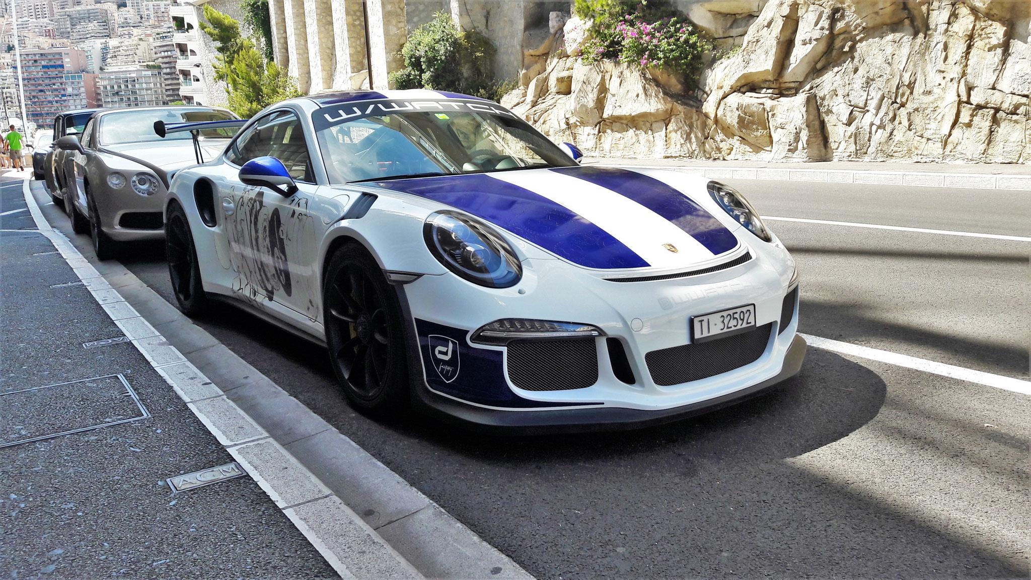 Porsche 911 GT3 RS - TI-32592 (CH)