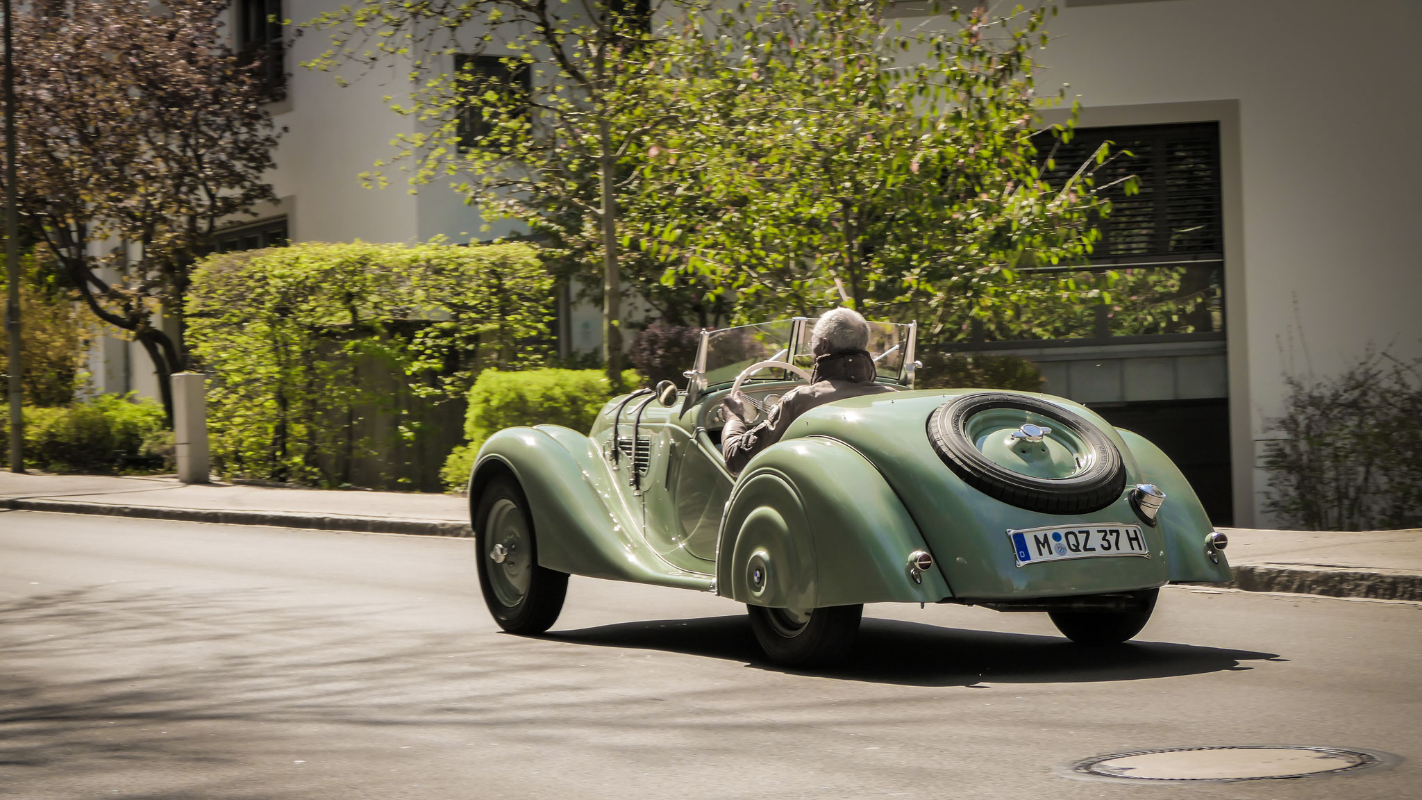 BMW 328 Roadster - M-QZ-37H