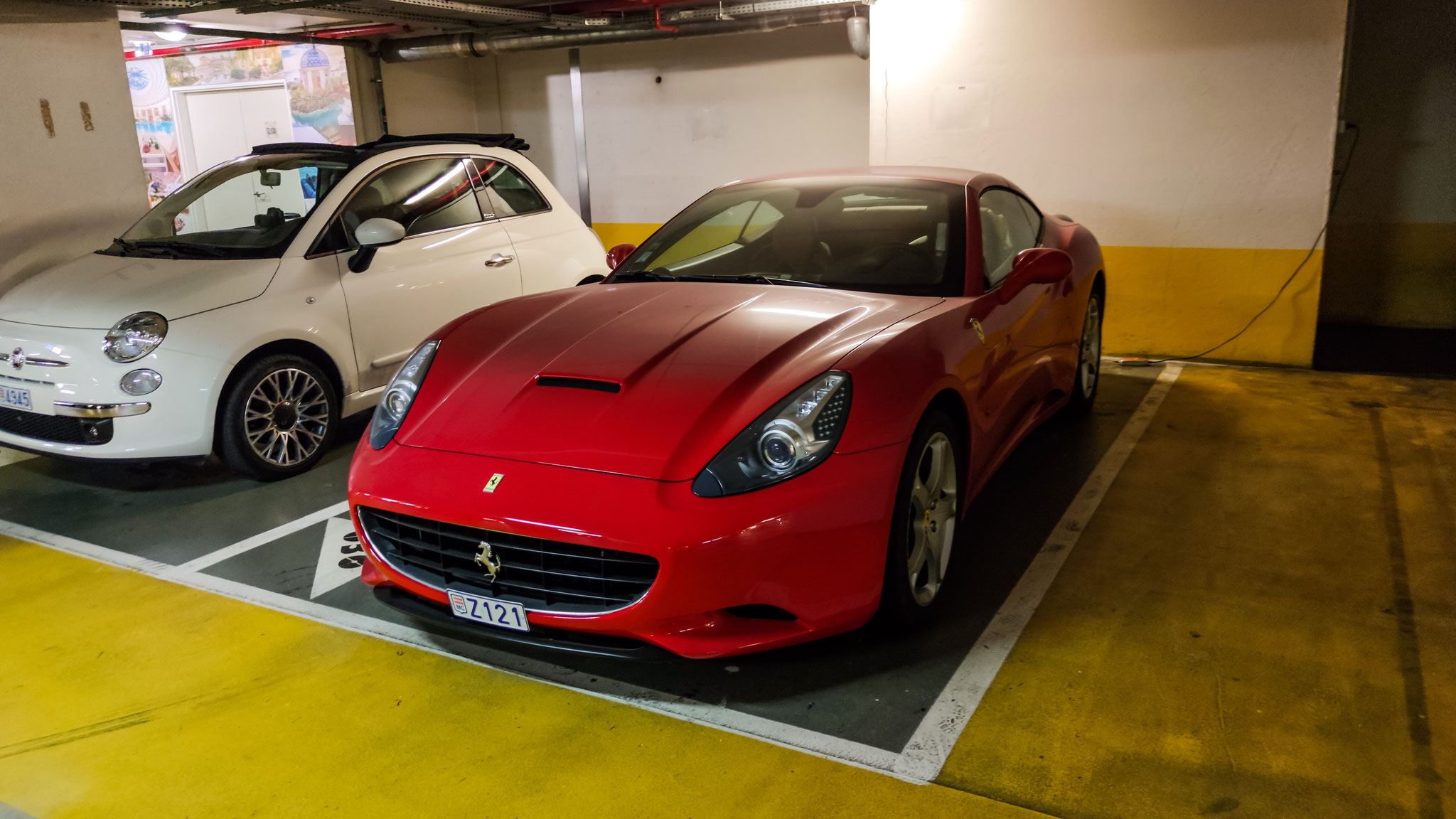 Ferrari California - Z121 (MC)