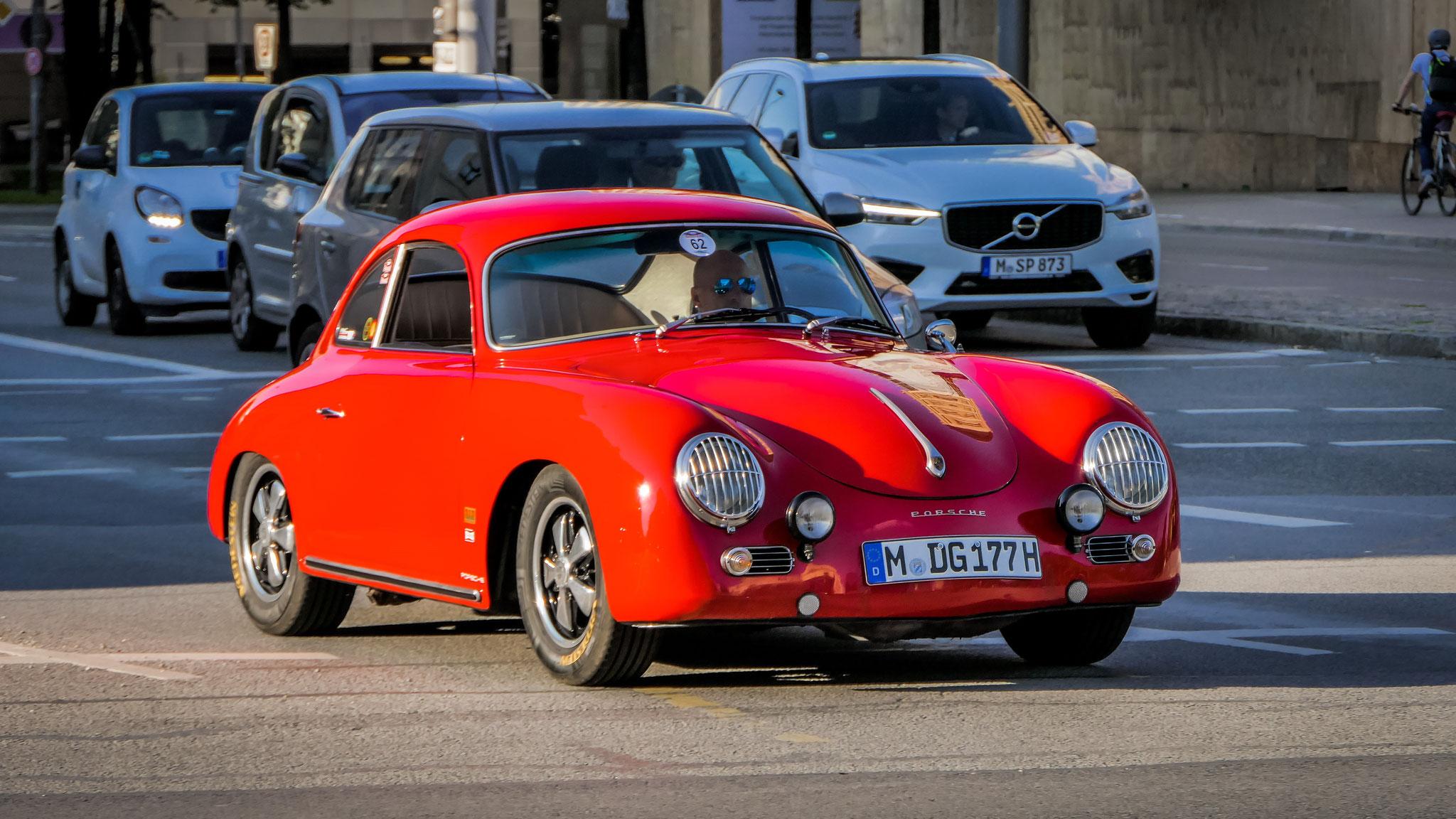 Porsche 356 1600 - M-DG-177H