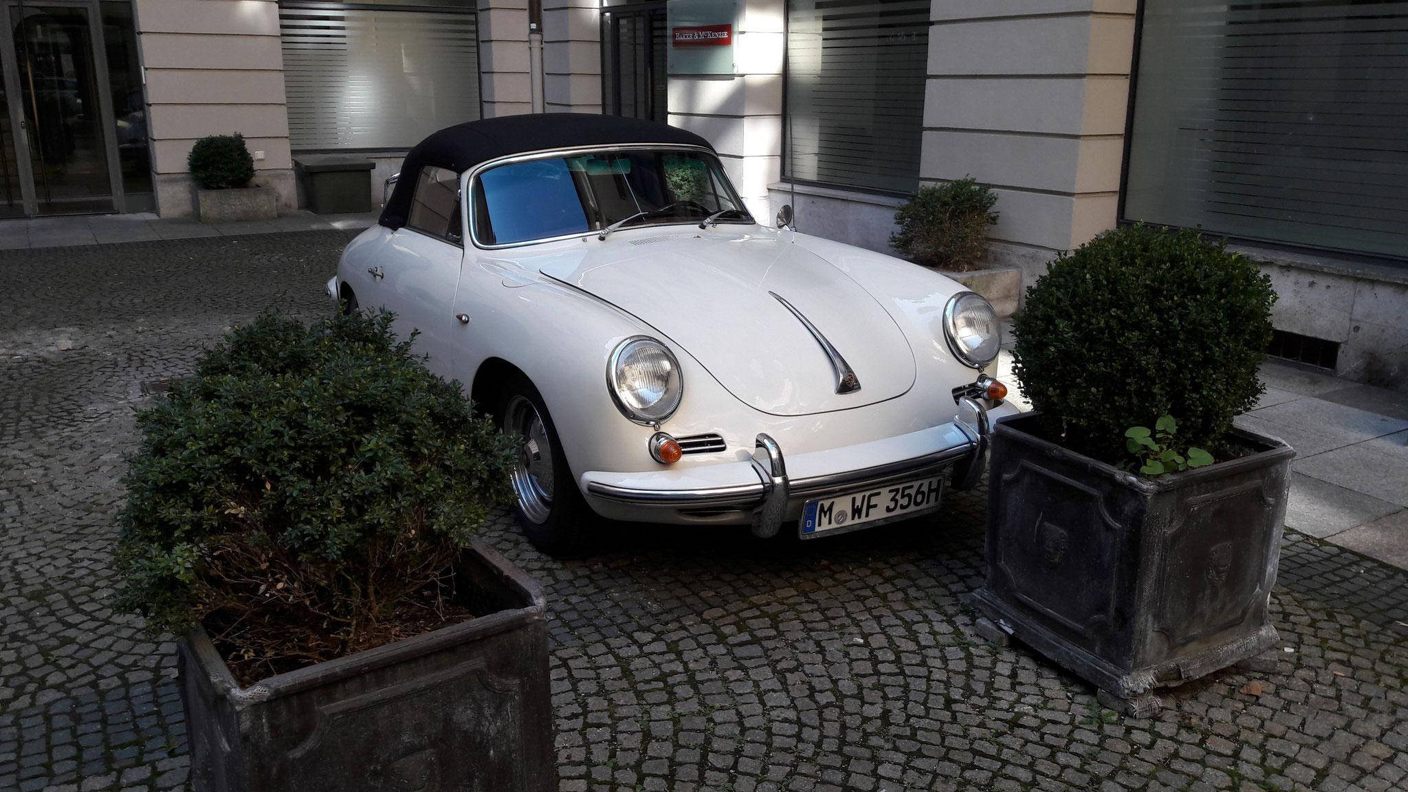Porsche 356 1600 Super 90 - M-WF-356H