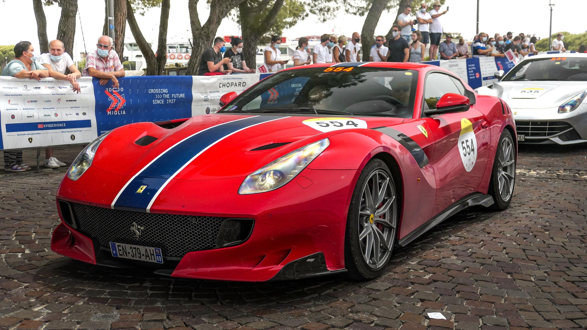 Ferrari F12 TDF - EN-379-AH-69 (FRA)