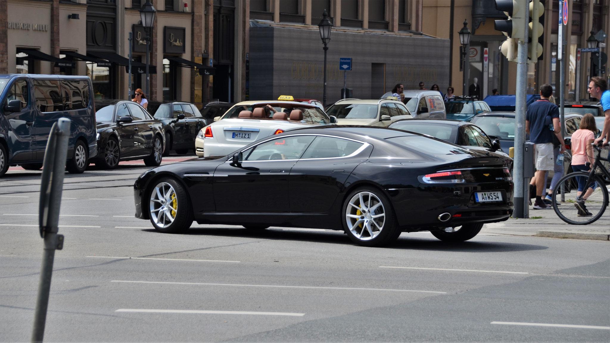 Aston Martin Rapide S - A-WS-54