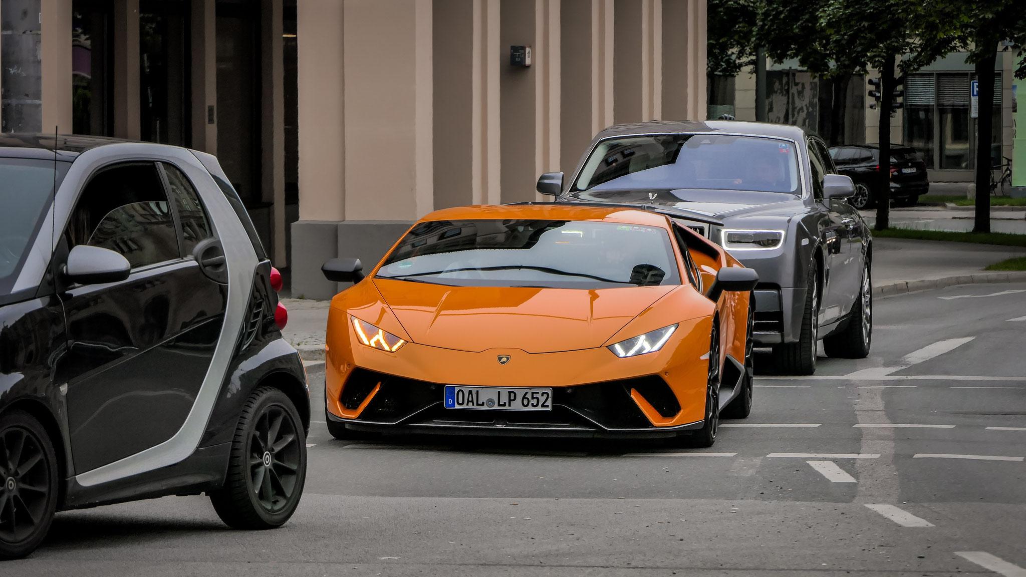 Lamborghini Huracan Performante - OAL-LP-652