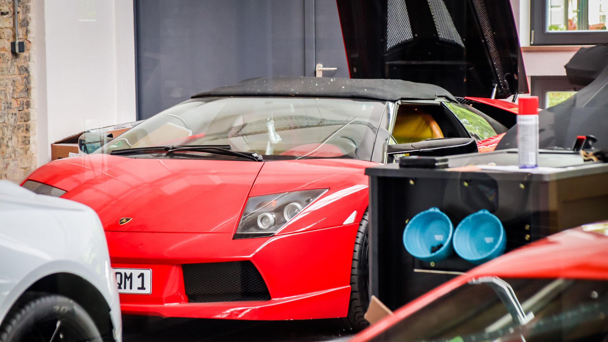 Lamborghini Murcielago Roadster - JL-QM-1