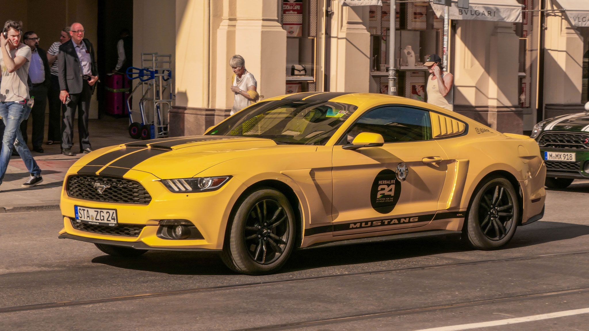 Ford Mustang GT - STA-ZG-24