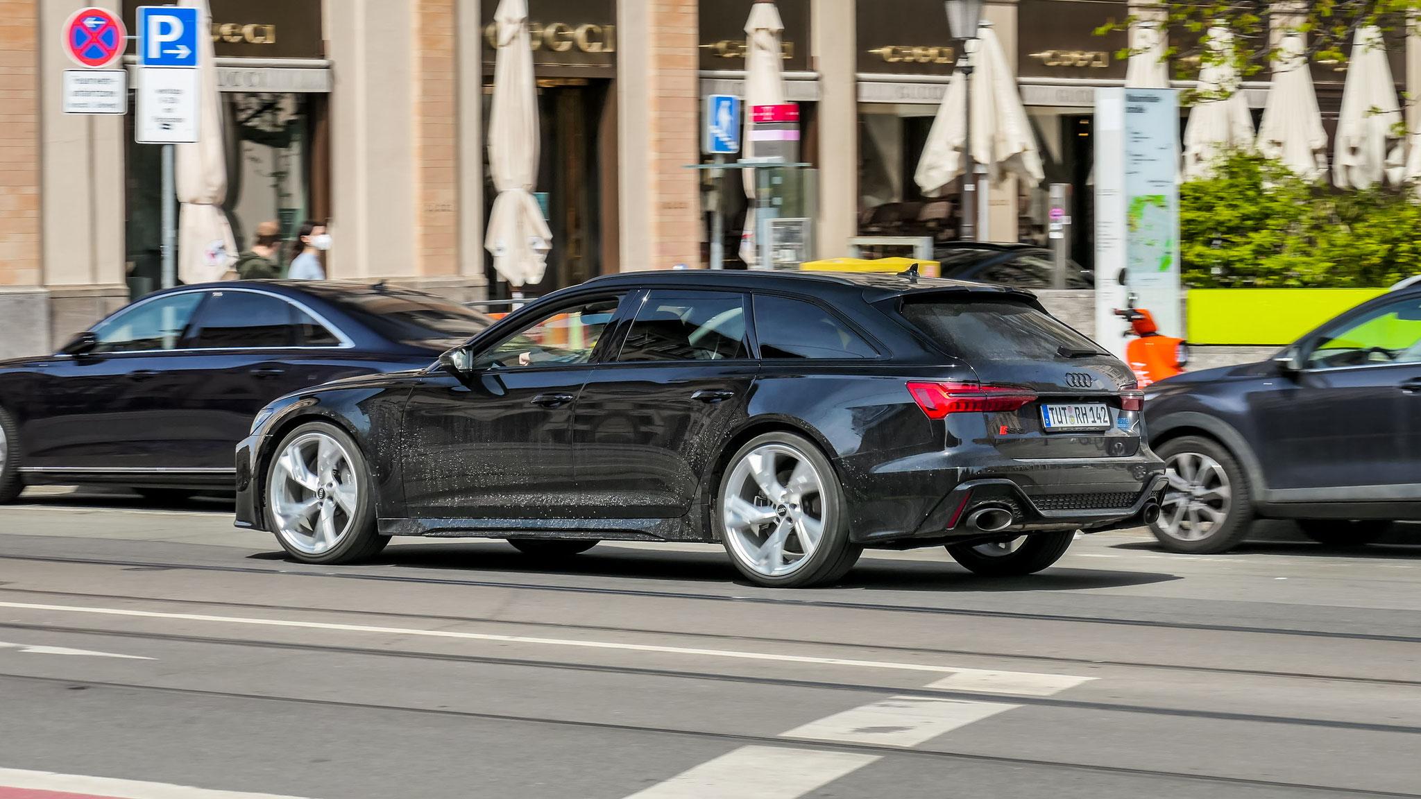 Audi RS6 - TUT-RH-142