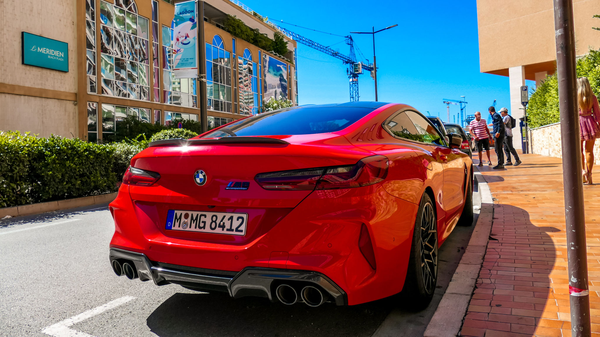 BMW M8 Competition - M-MG-8412