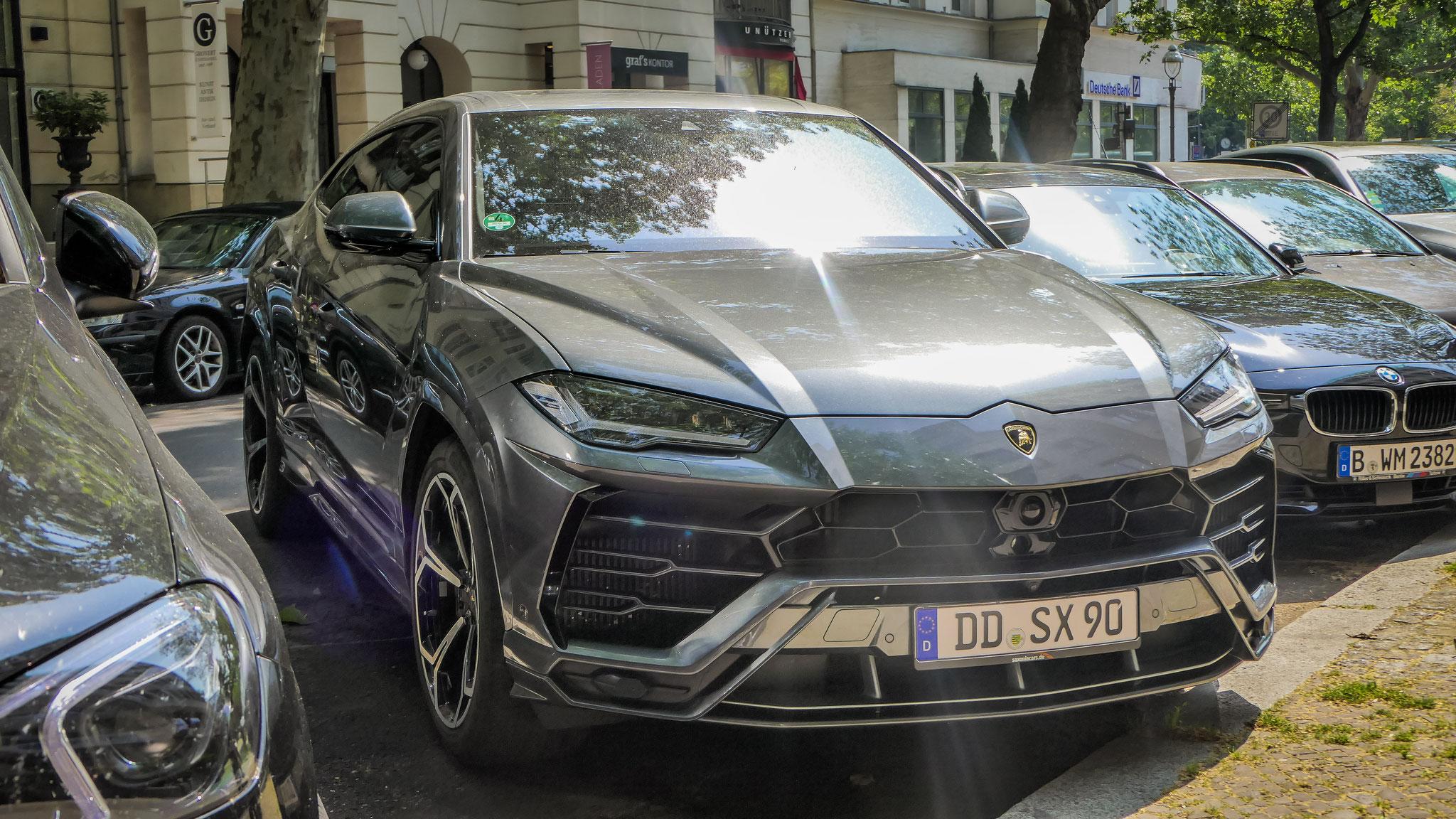 Lamborghini Urus - DD-SX-90