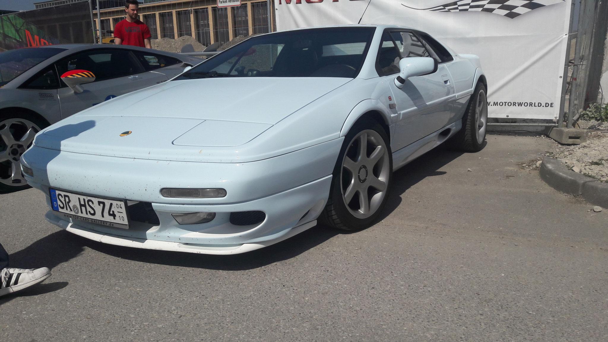 Lotus Esprit V8 - SR-HS-74