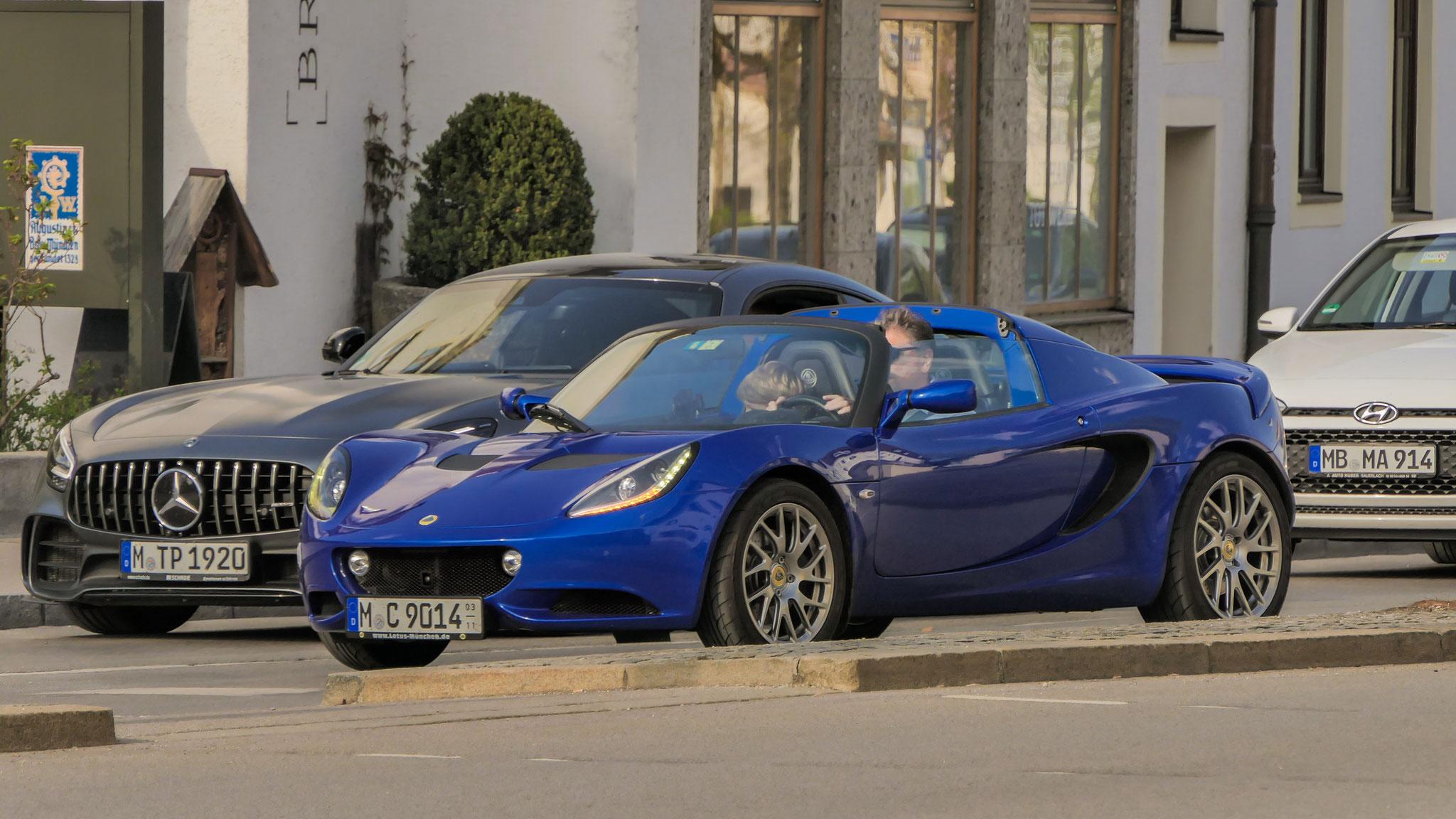 Lotus Elise S3 - M-C-9014