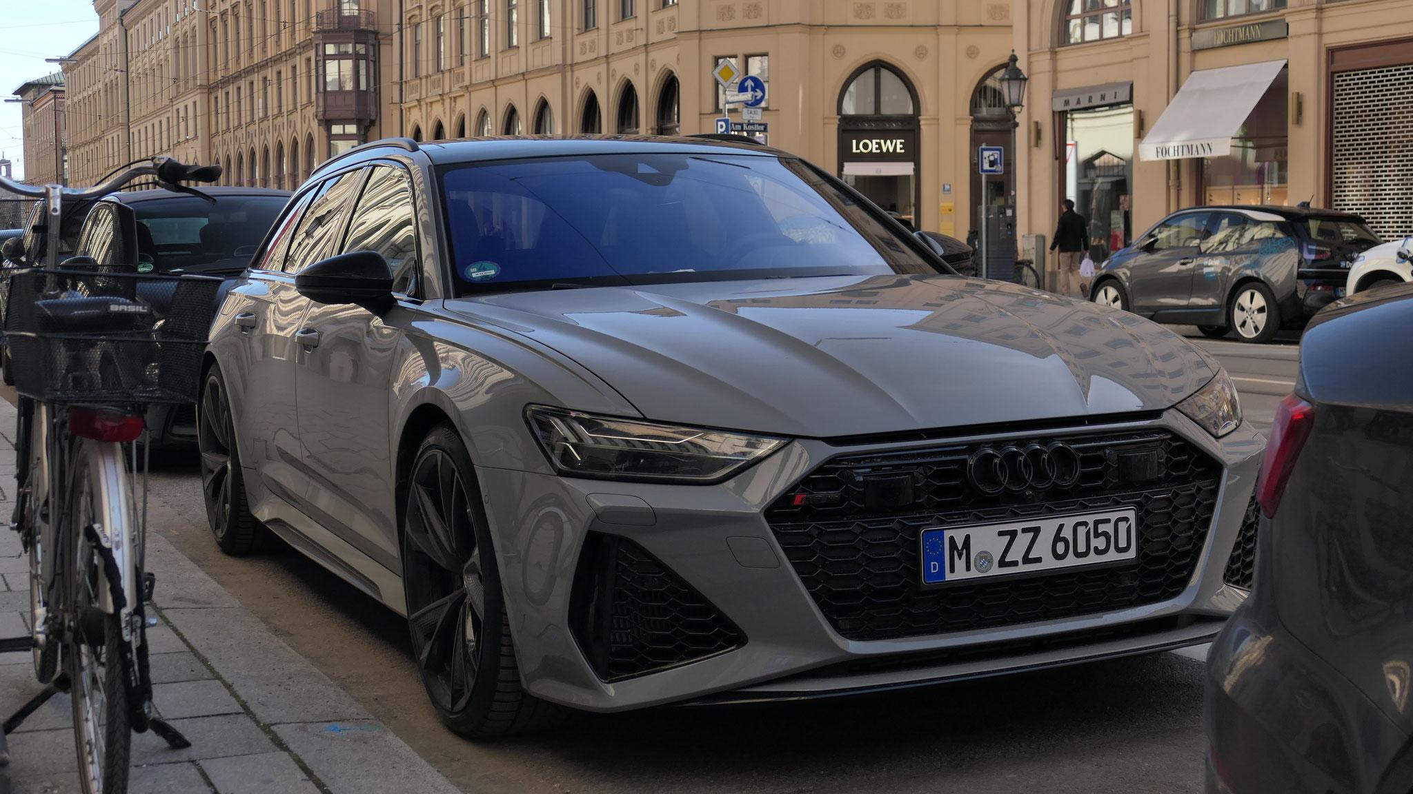 Audi RS6 - M-ZZ-6050