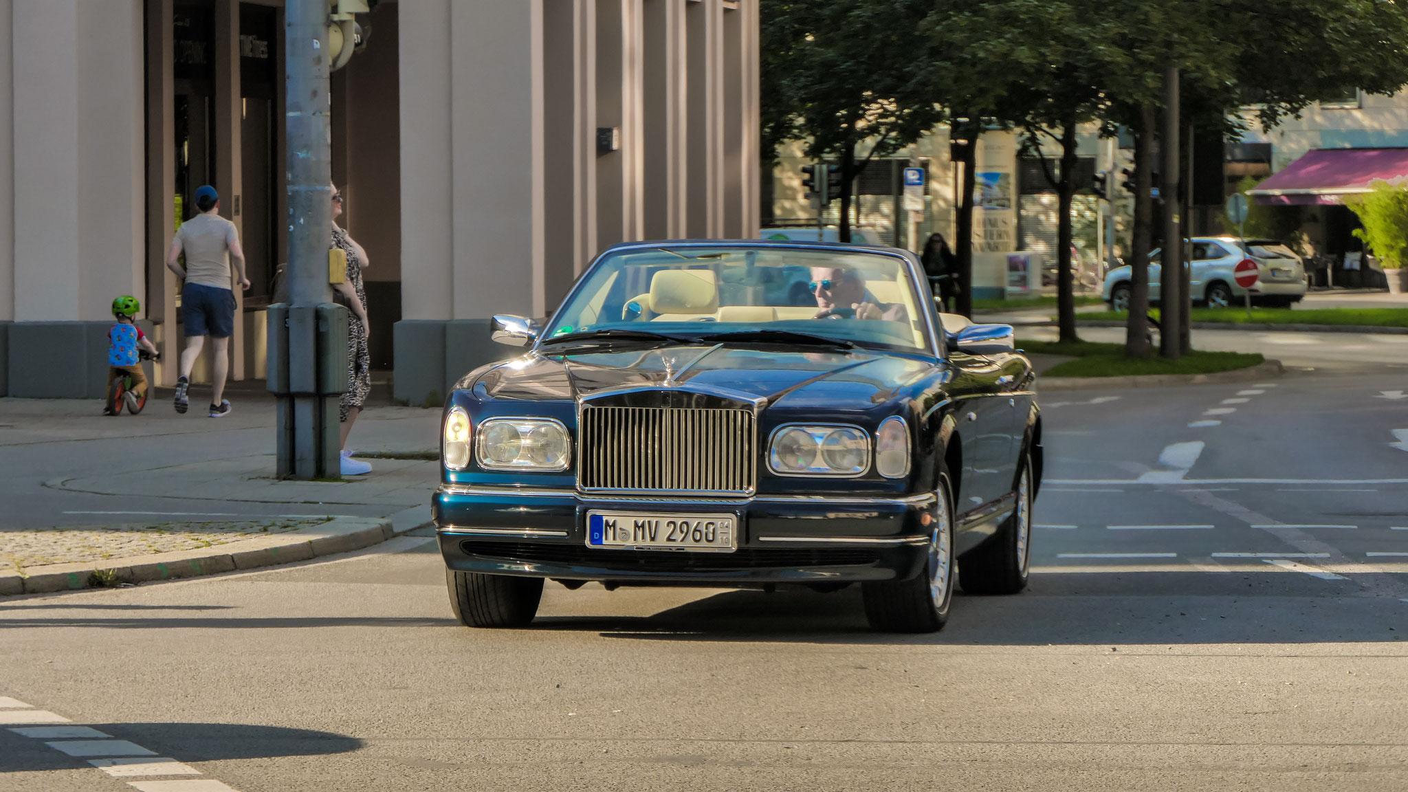 Rolls Royce Corniche V - M-MV-2960