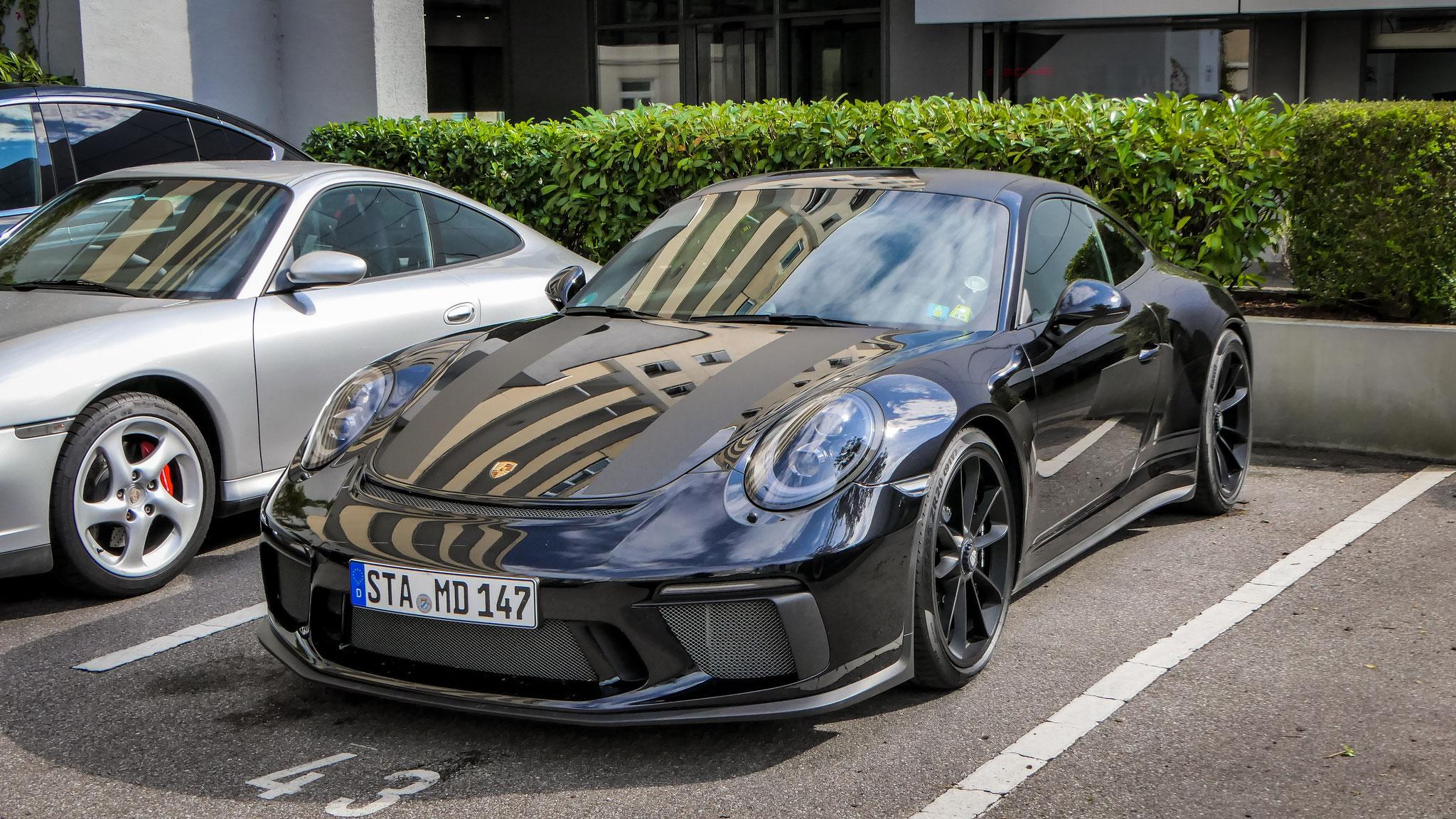 Porsche 991 GT3 Touring Package - BAD-FF-8