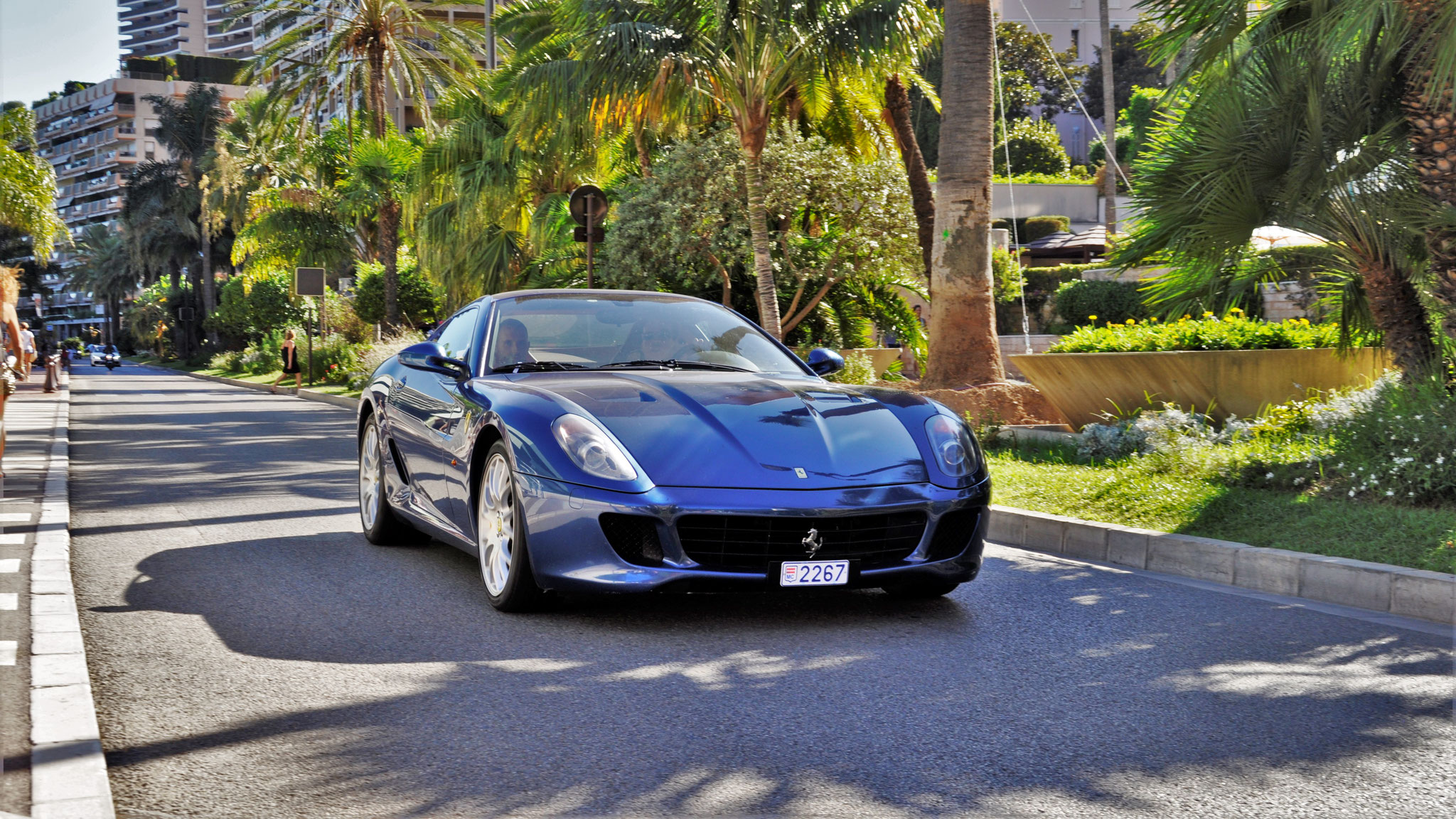 Ferrari 599 GTB - 2267 (MC)