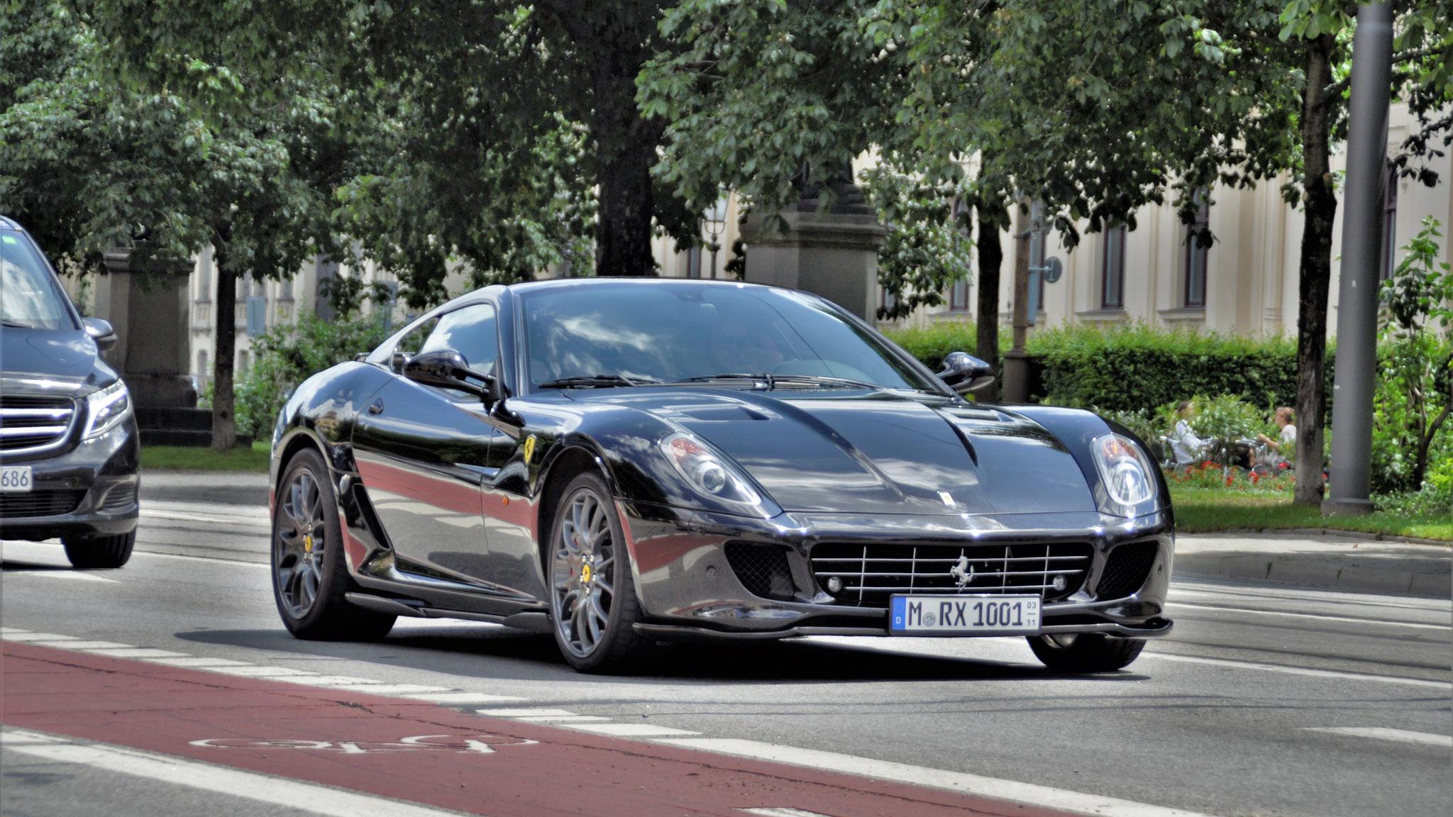 Ferrari 599 GTB Hamann - M-RX-1001