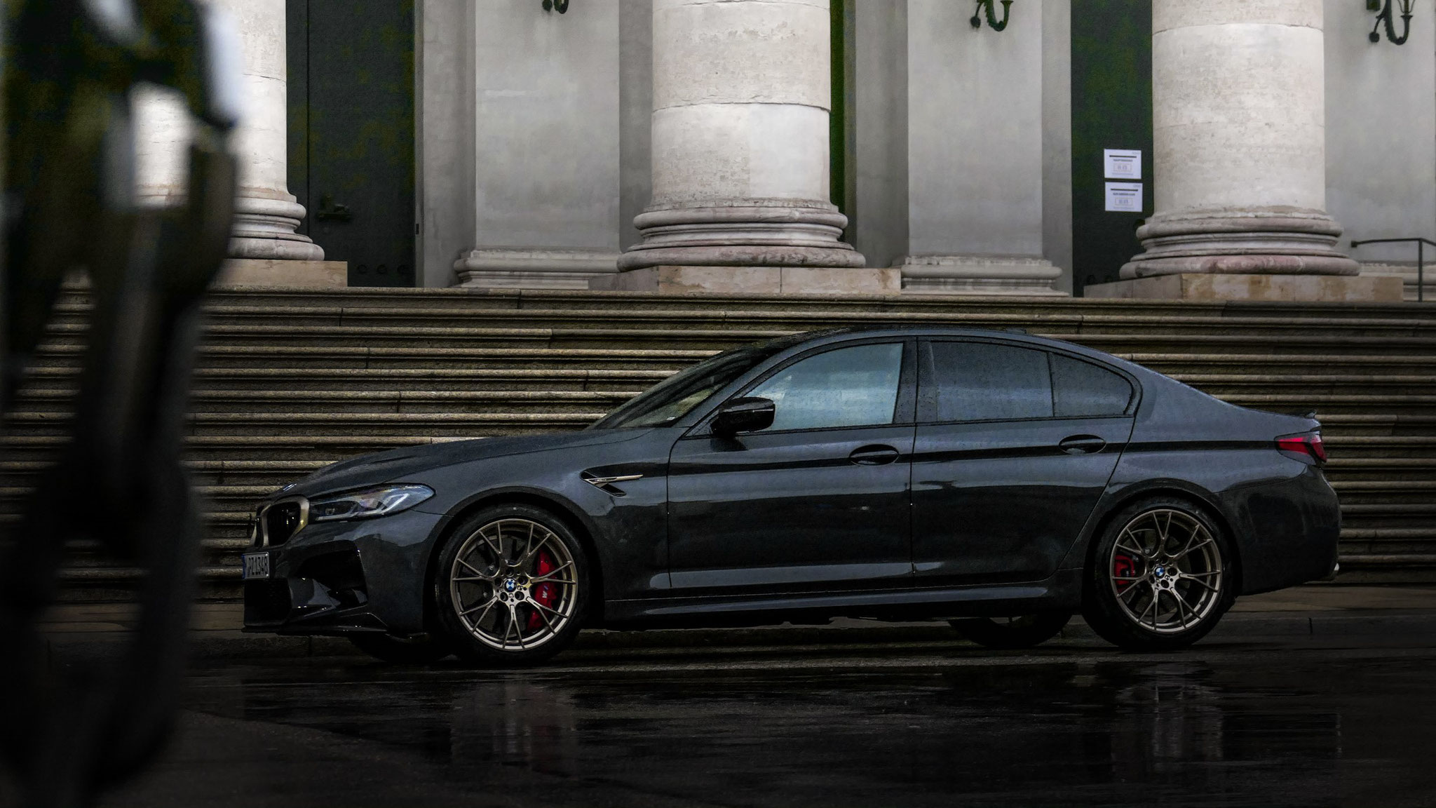BMW M5 CS - M-PZ-1348