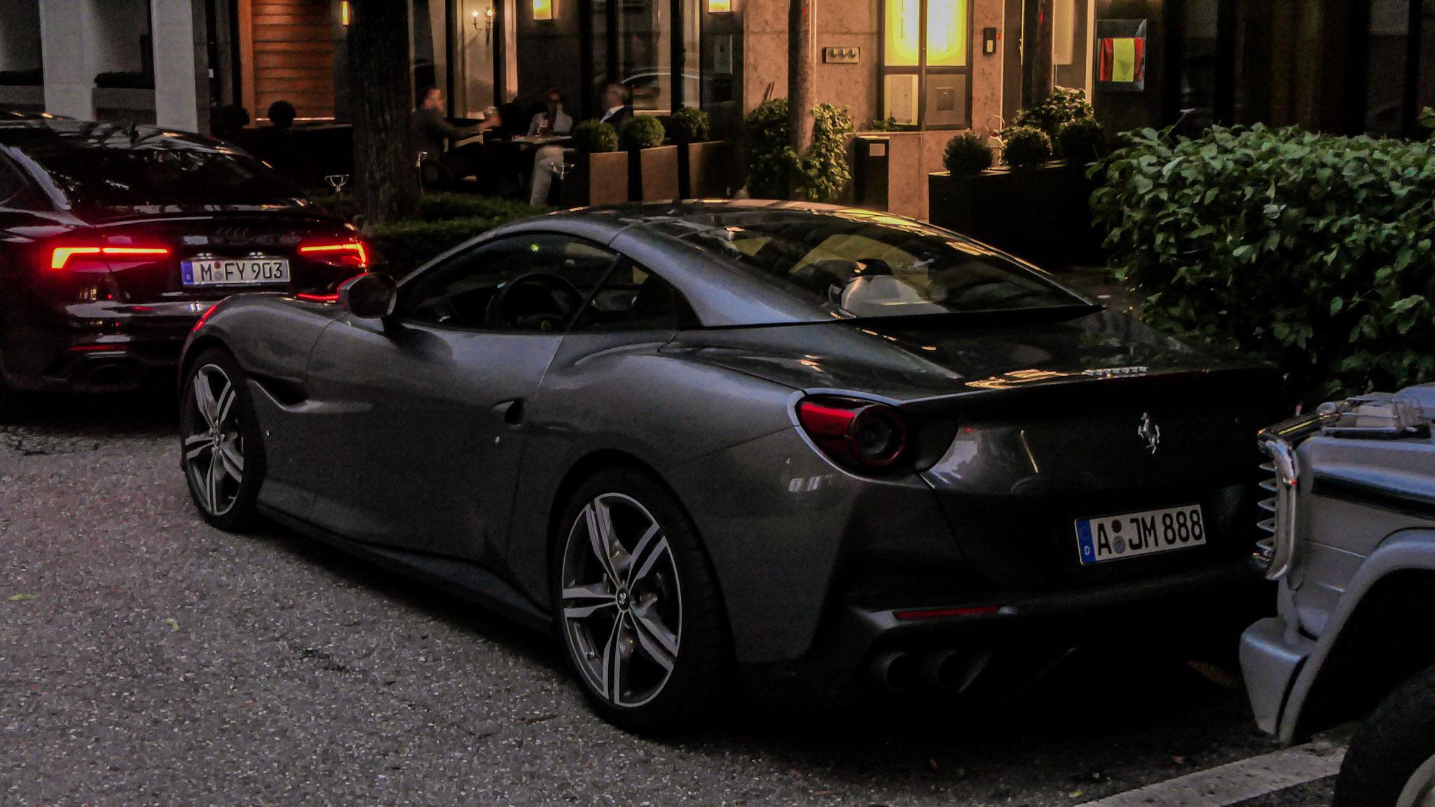 Ferrari Portofino - A-JM-888