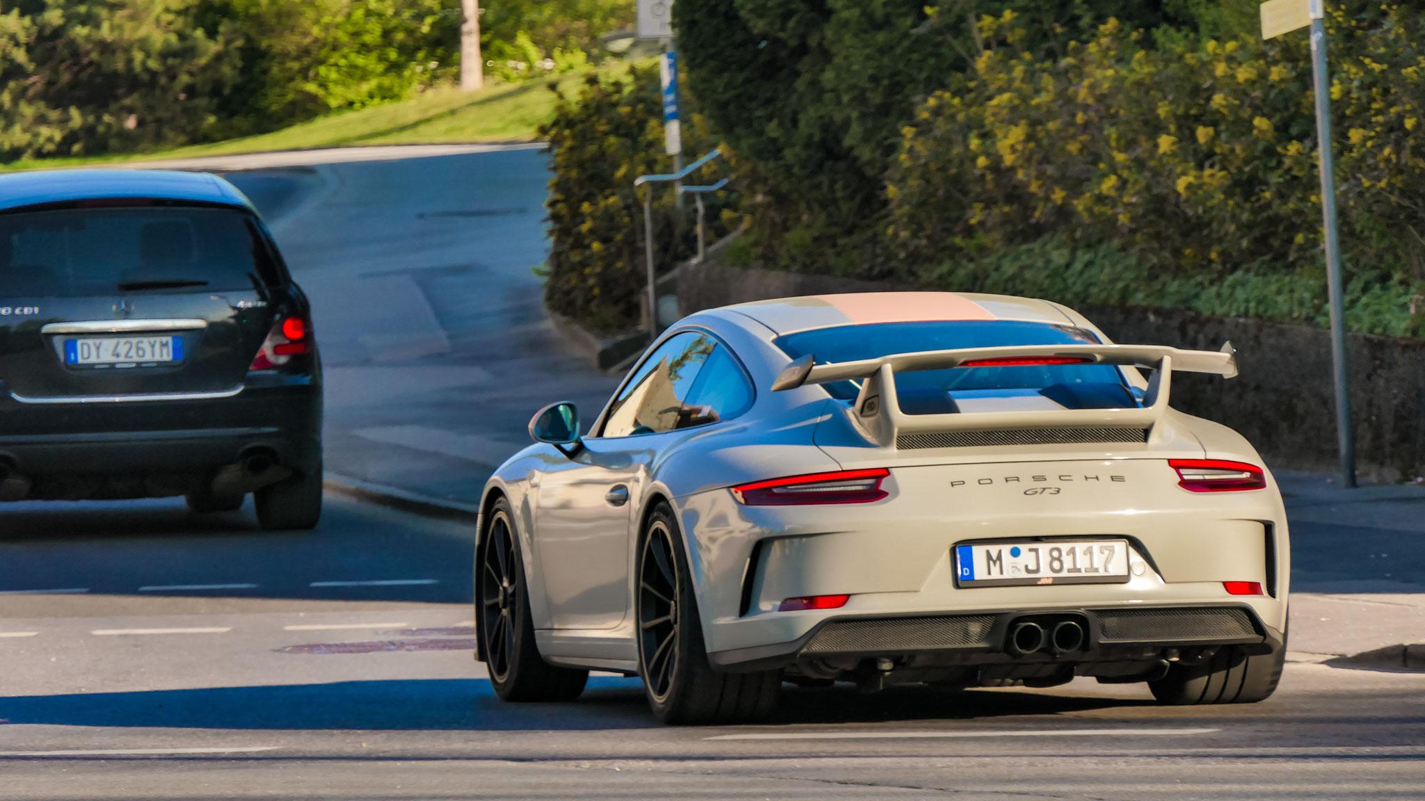 Porsche 991 GT3 - M-J-8117
