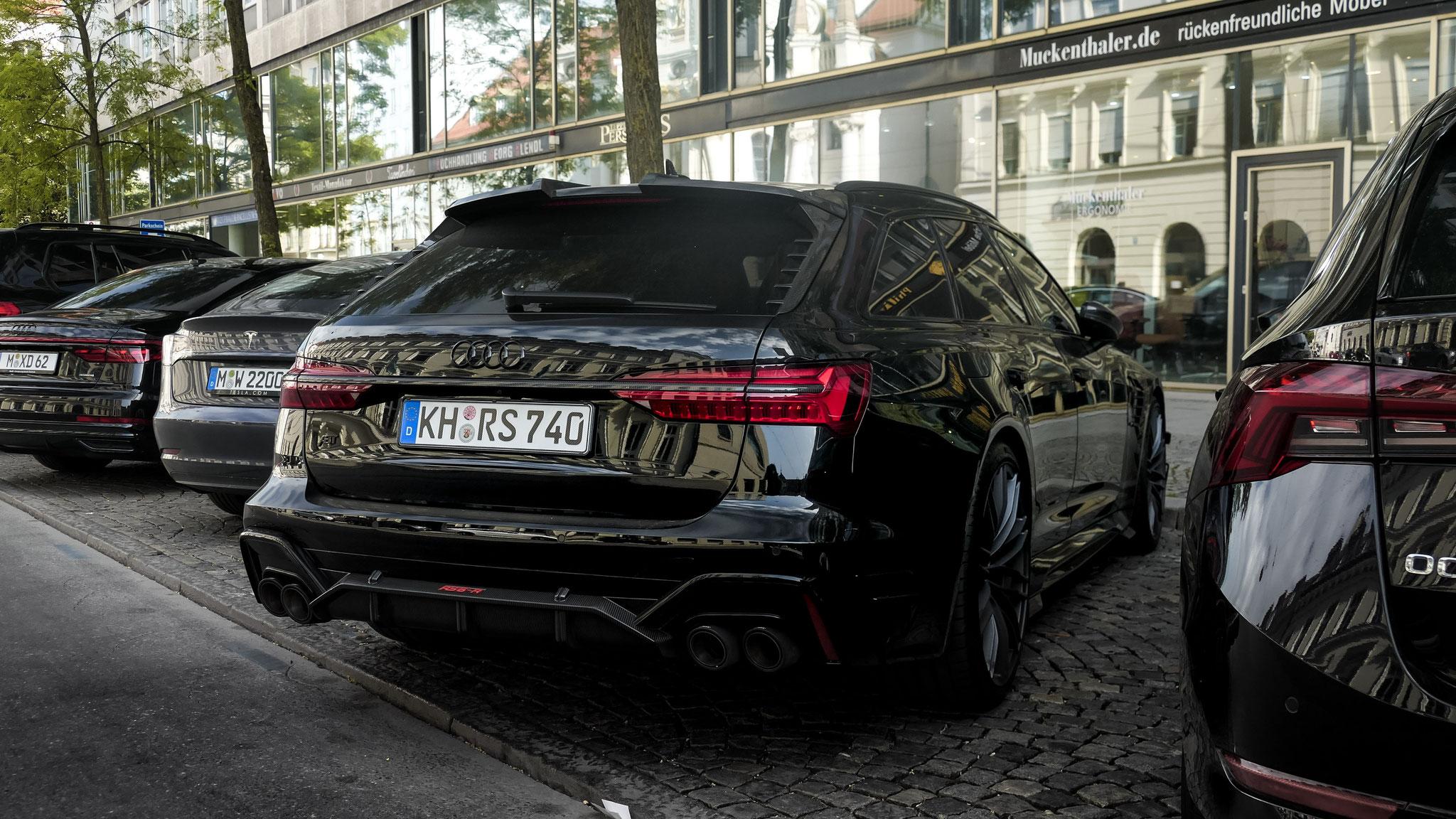 ABT Audi RS6-R - KH-RS-740