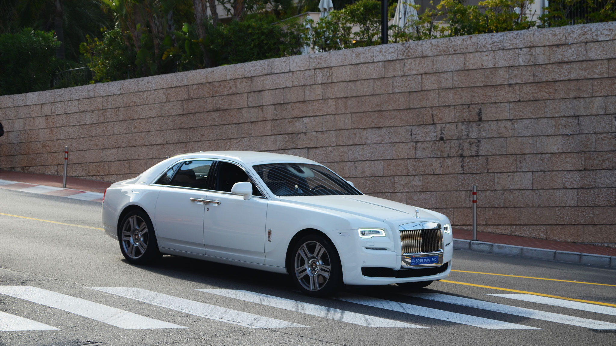Rolls Royce Ghost Series II - 8099-WW-MC (MC)