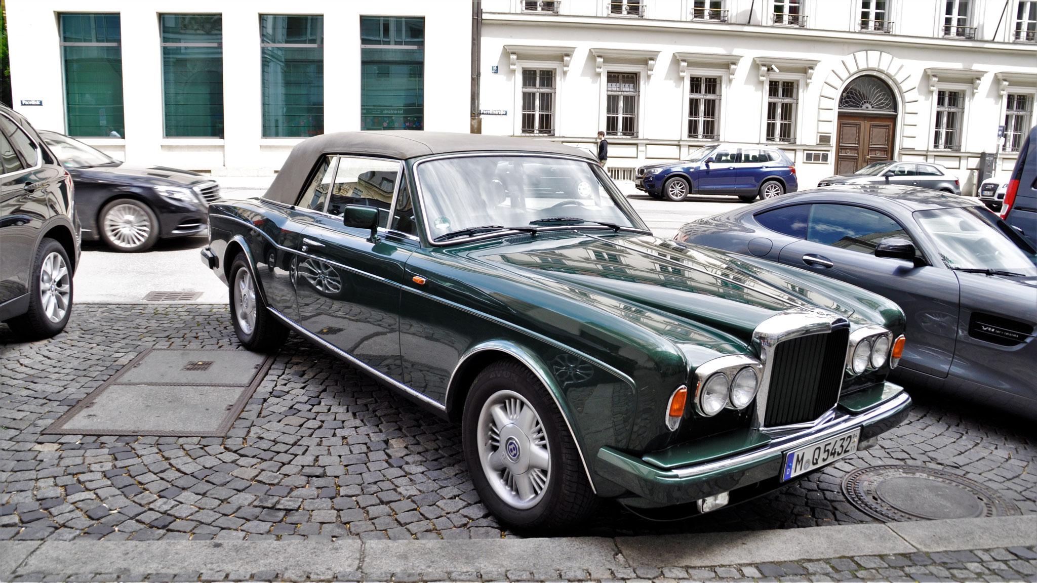 Bentley Corniche - M-Q-5432