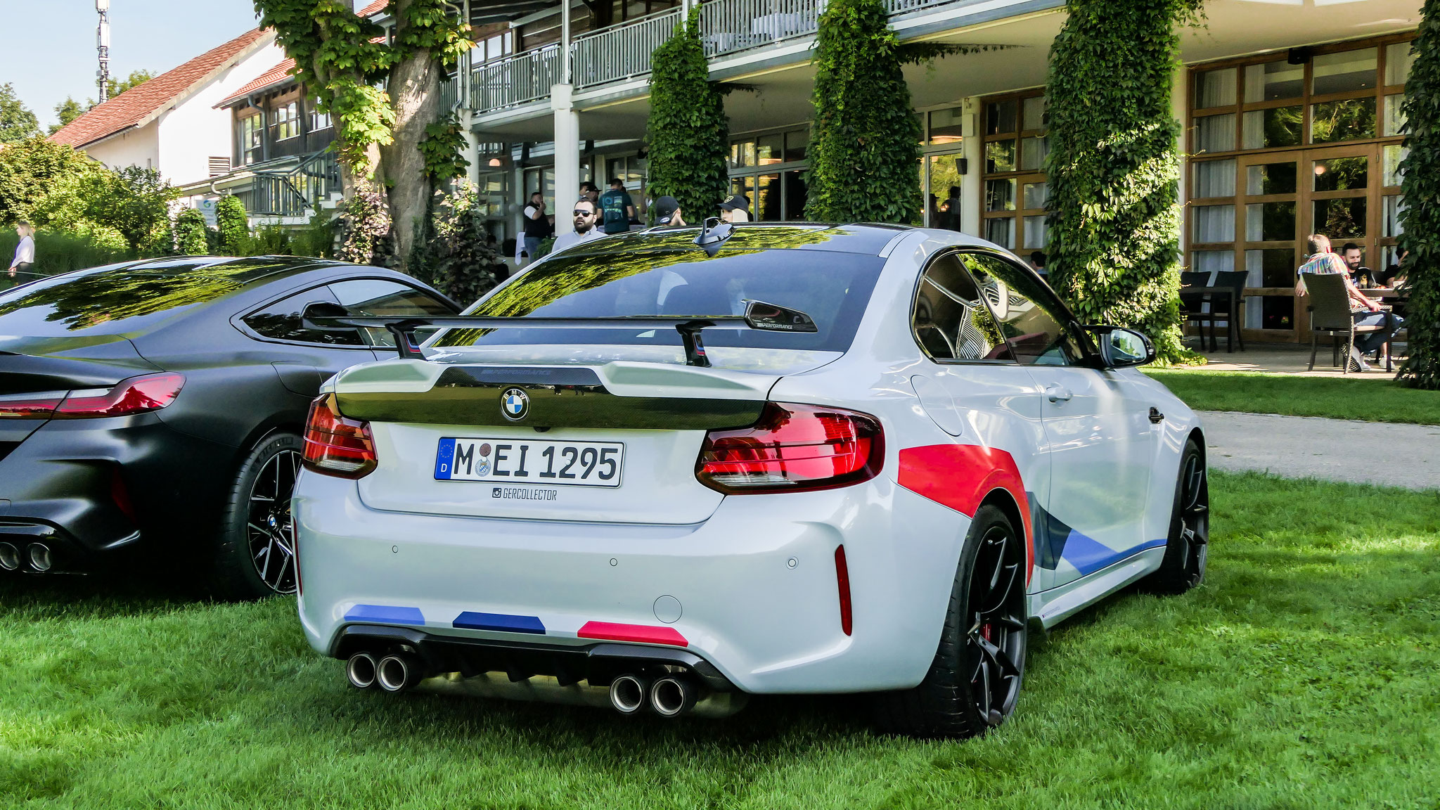 BMW M2 Competition - M-EI-1295
