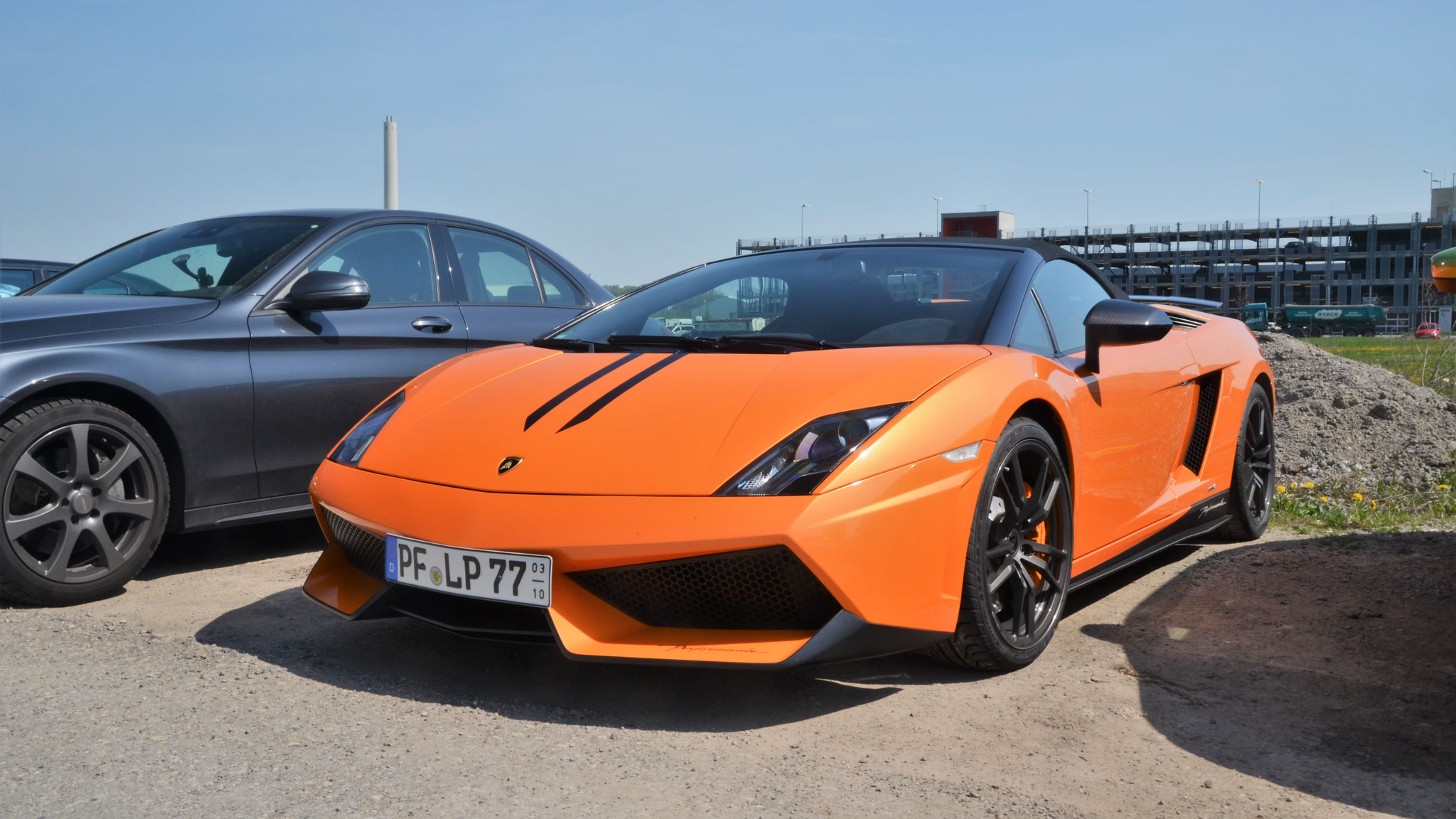 Lamborghini Gallardo LP 570-4Performante - PF-LP-77