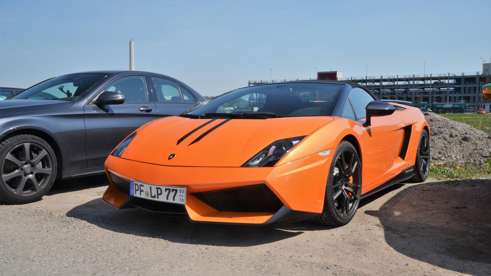 Lamborghini Gallardo Performante - PF-LP-77