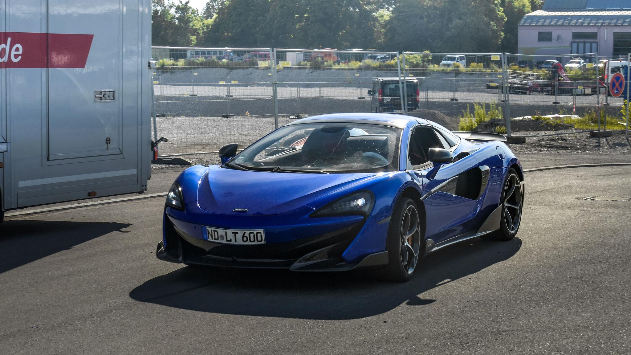 McLaren 600LT Spider - ND-LT-600