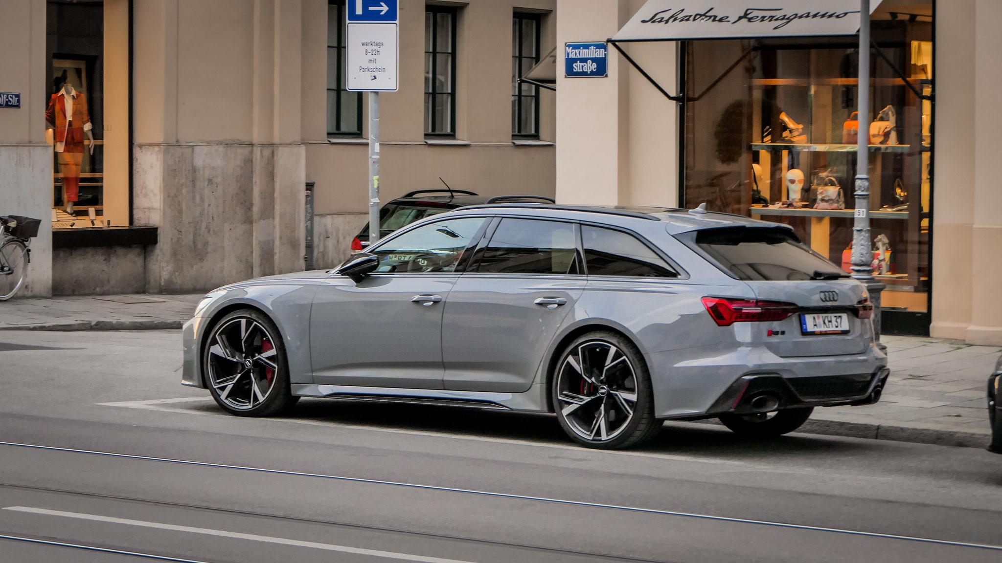 Audi RS6 - A-KH-37
