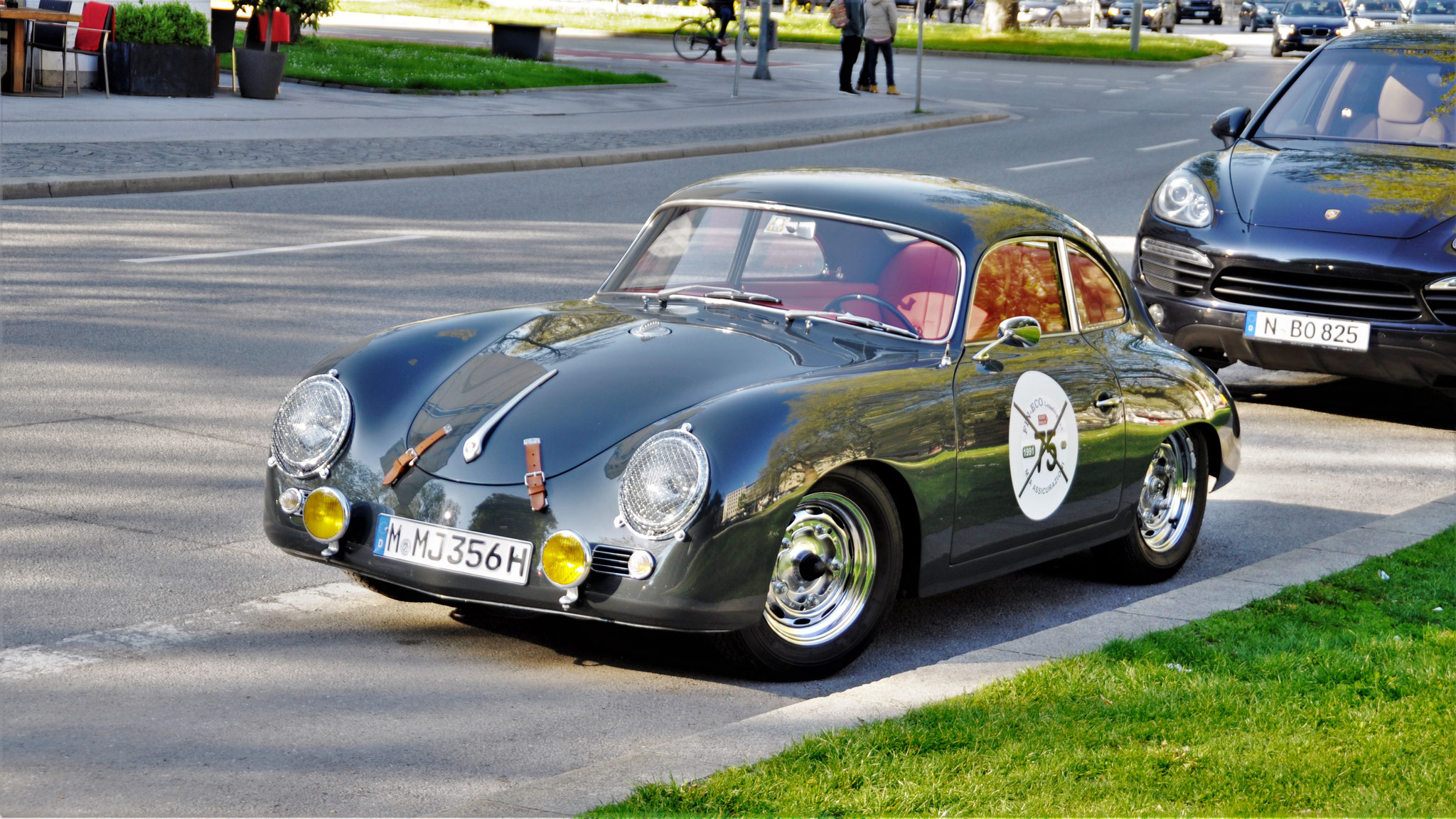 Porsche 356 1600 Super - M-MJ-356H