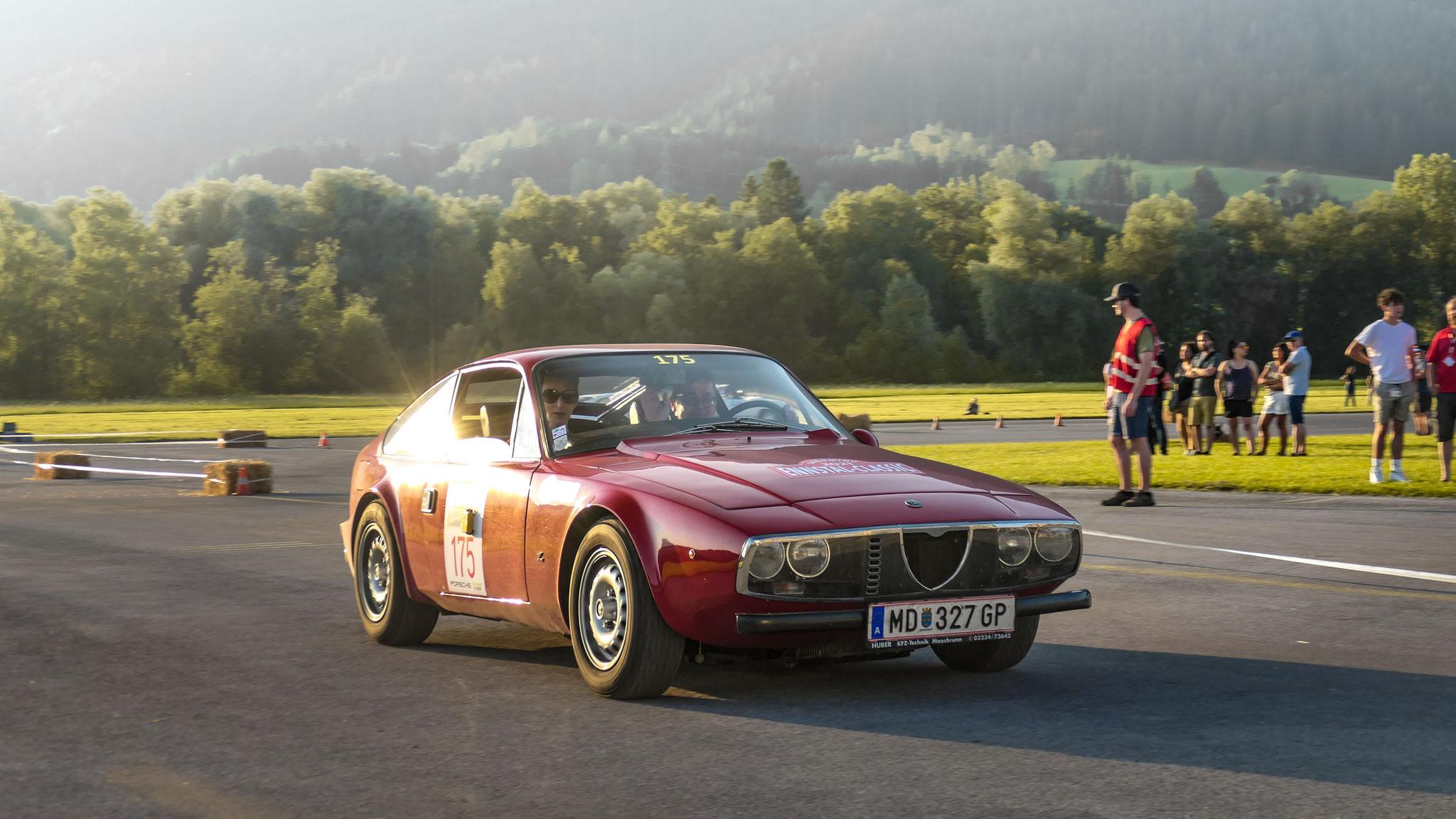 Alfa Romeo Junior Zagato - MD-327-GP (AUT)
