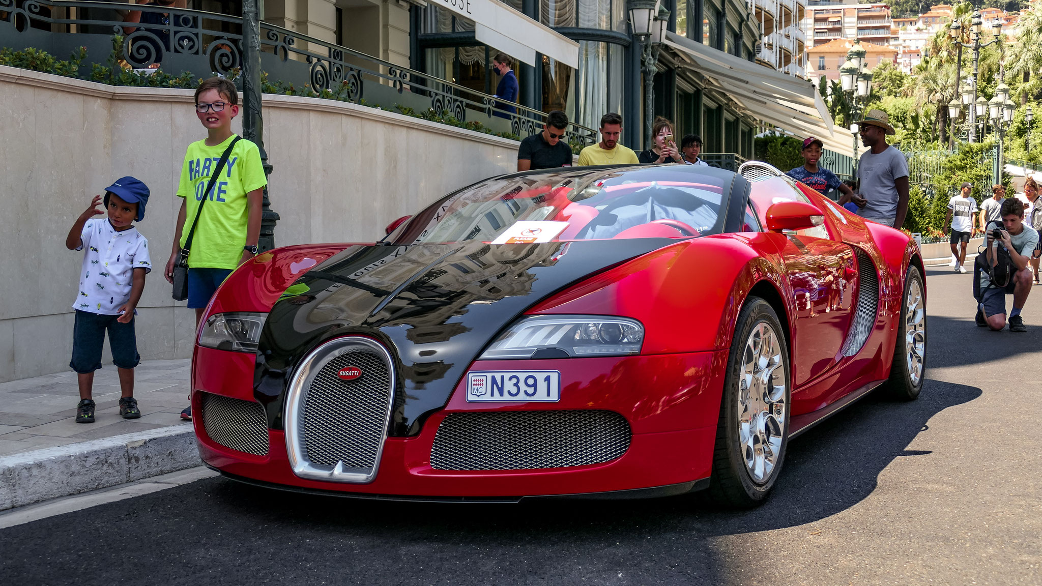 Bugatti Veyron Grand Sport - N391 (MC)