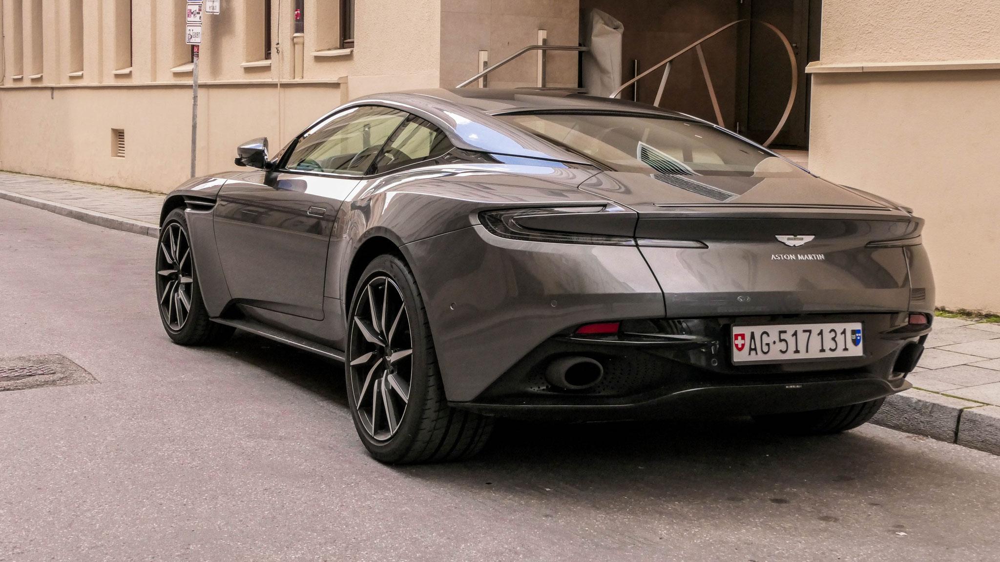 Aston Martin DB11 - AG-517131 (CH)