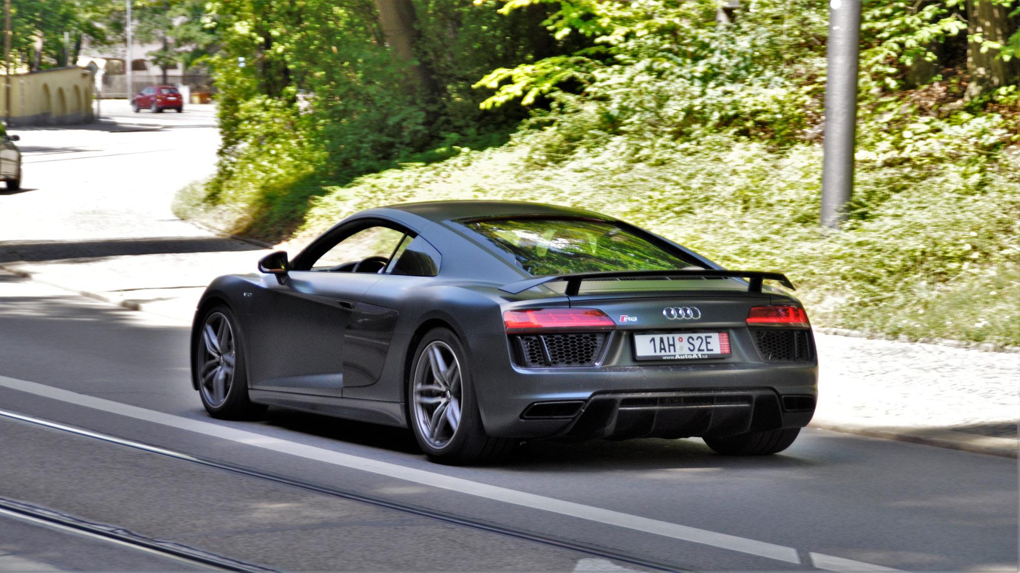 Audi R8 V10 - 1AH-S2E (CZ)