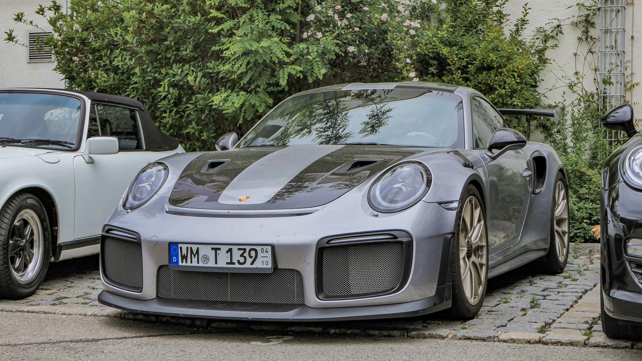 Porsche GT2 RS - WM-T-139