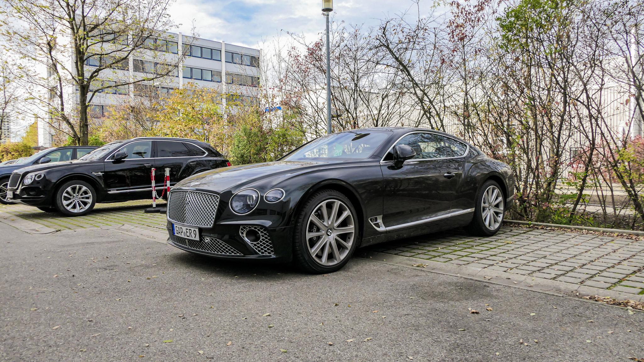 Bentley Continental GT - GAP-ER-9